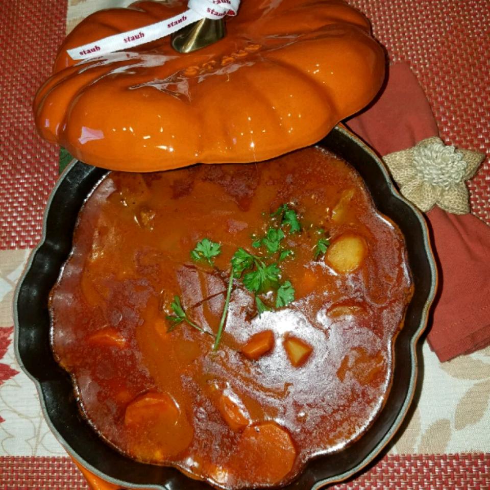 Steak Soup Bluefrogy