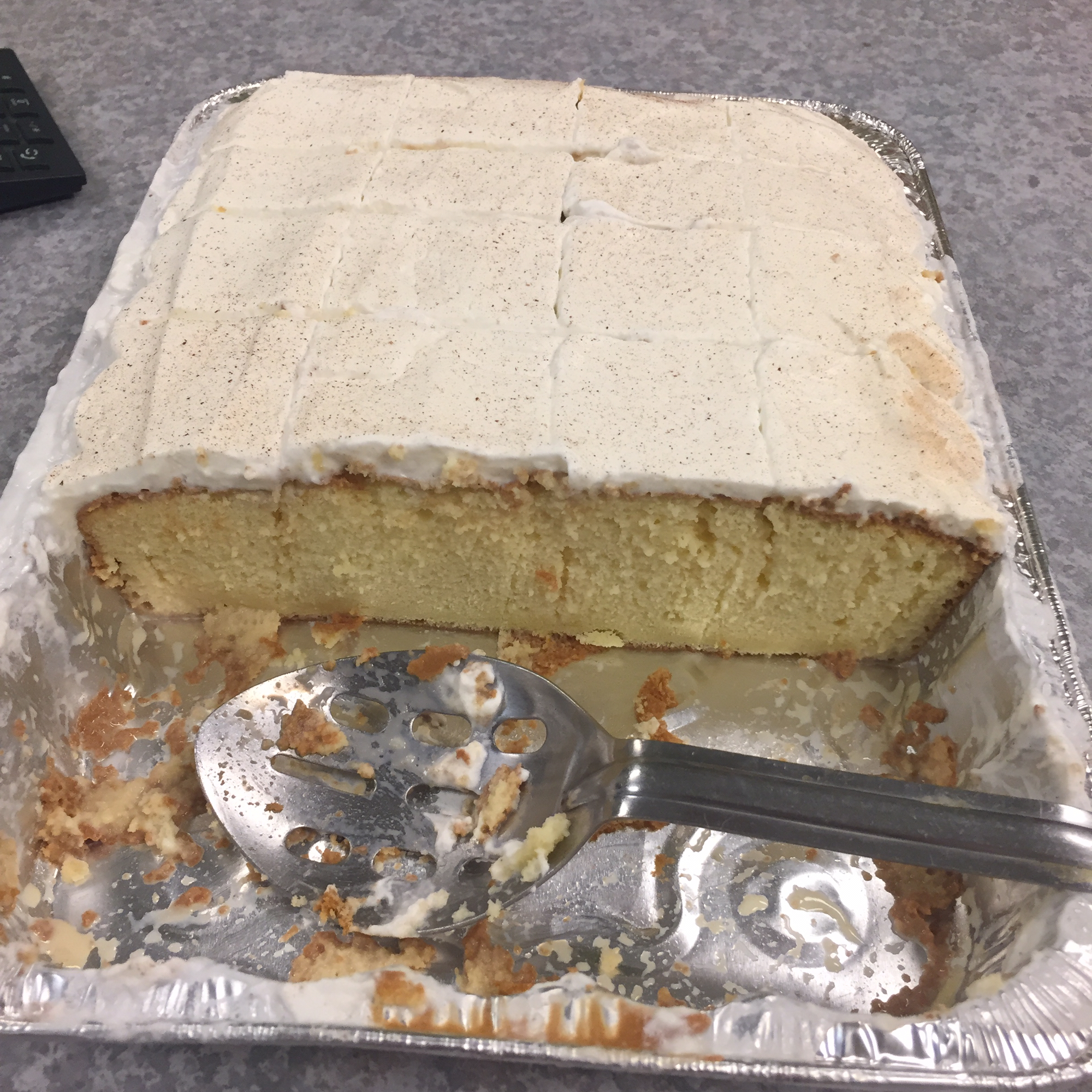 G's Tres Leches Cake LauraAnne