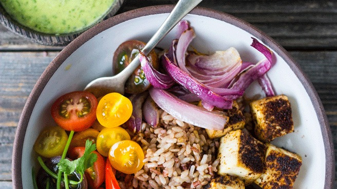 South of the Border Buddha Bowl Allrecipes Trusted Brands