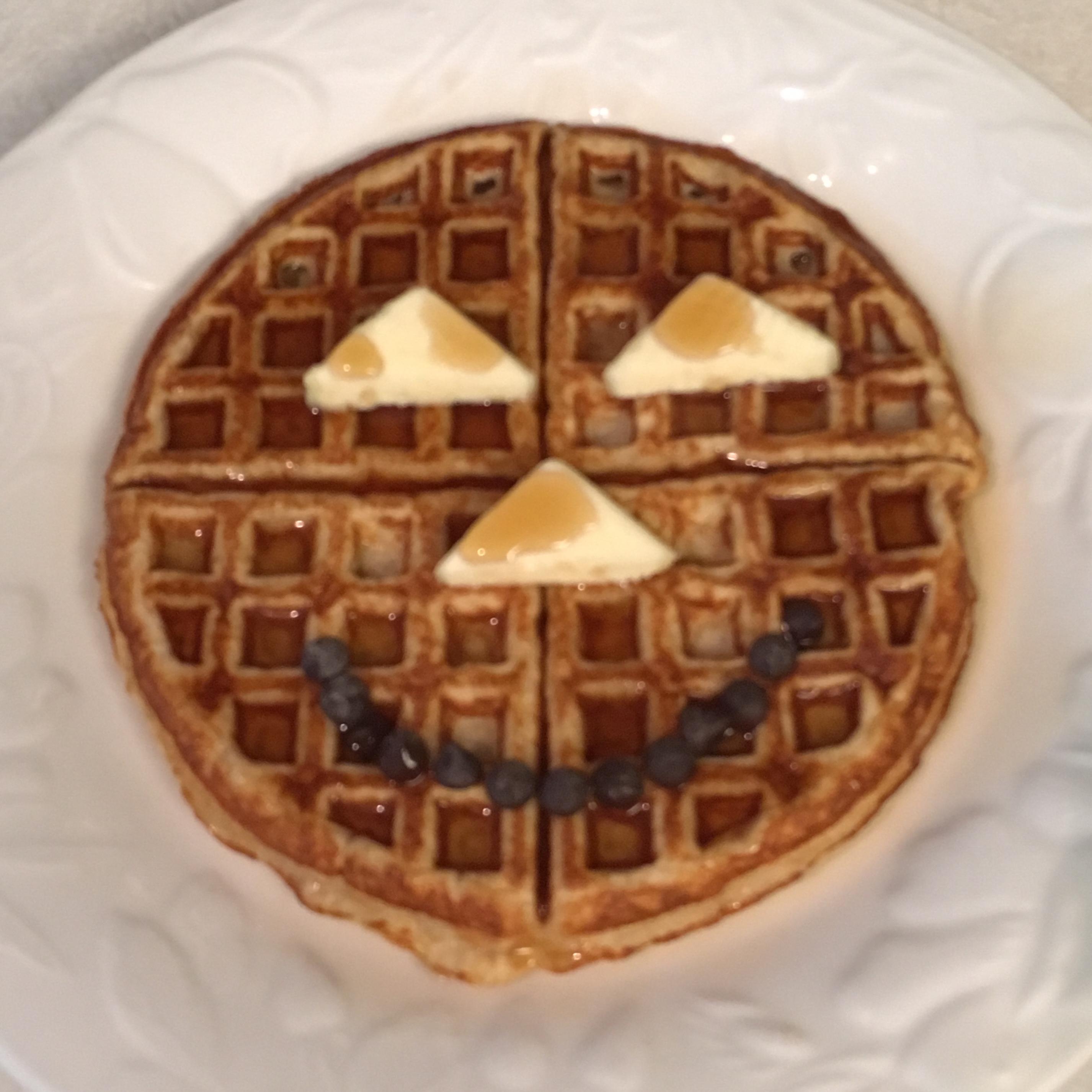 Protein Waffles Paula