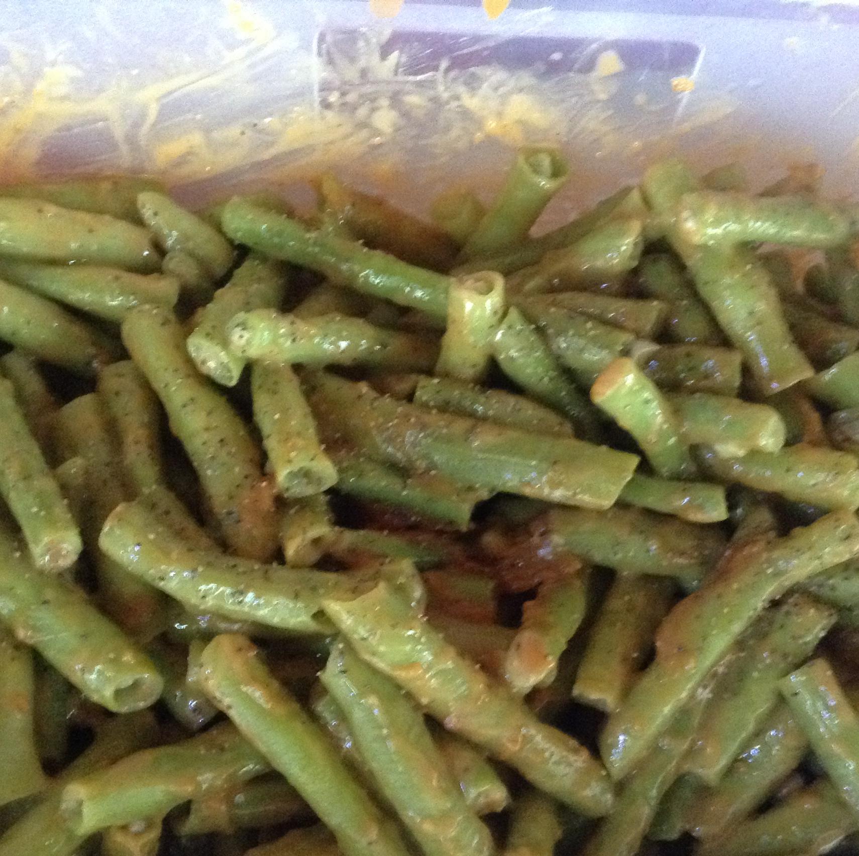 Peanutty Green Beans ETann