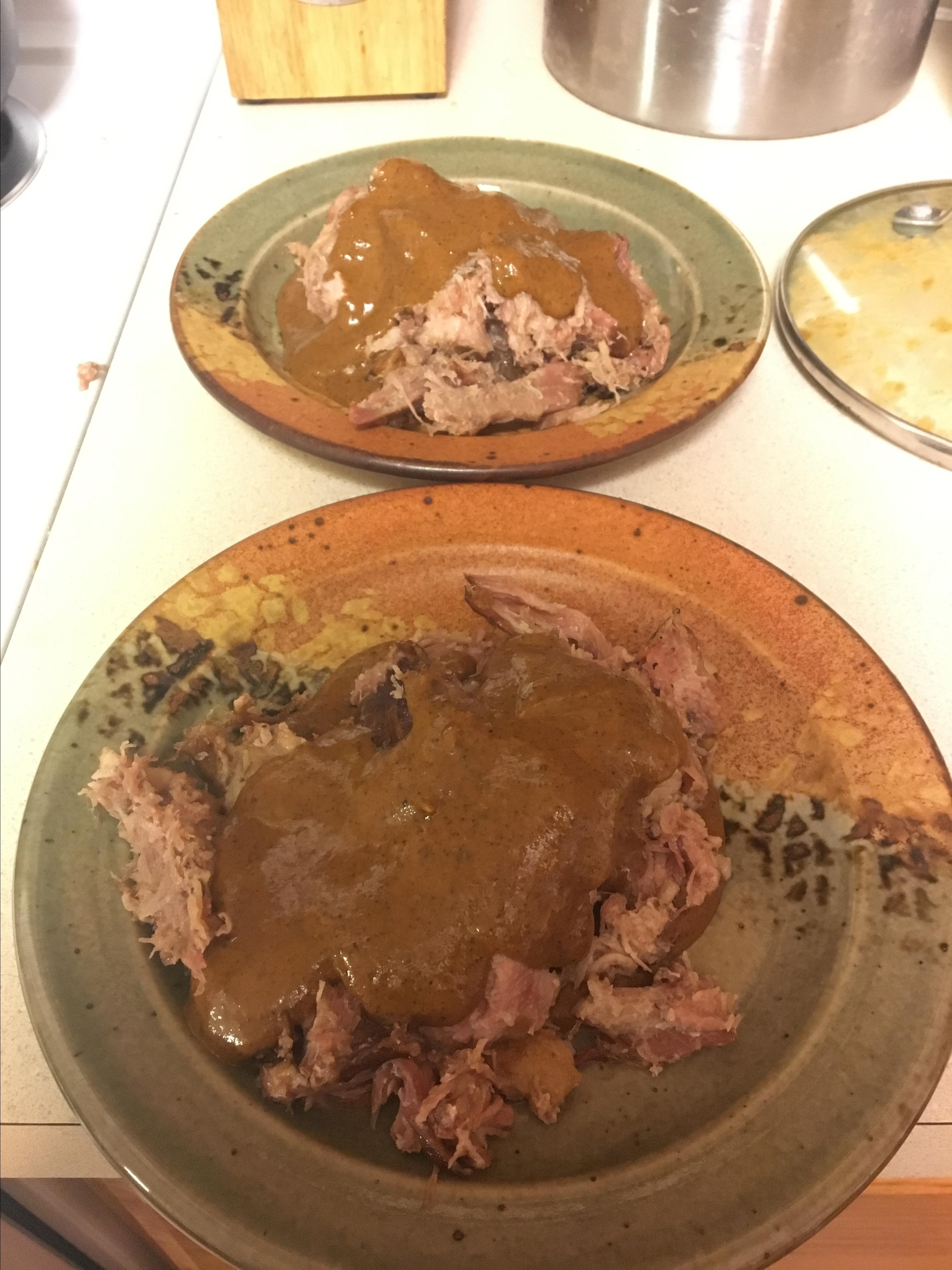Carolina Style Low Carb Barbecue Sauce Anna L