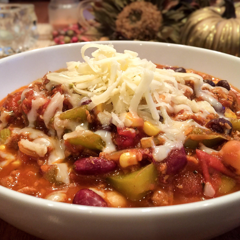 The Best Vegetarian Chili In The World Recipe Allrecipes