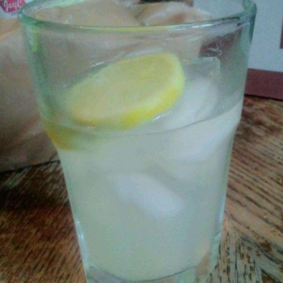 Bitter Lemon Soda Sarah Walker