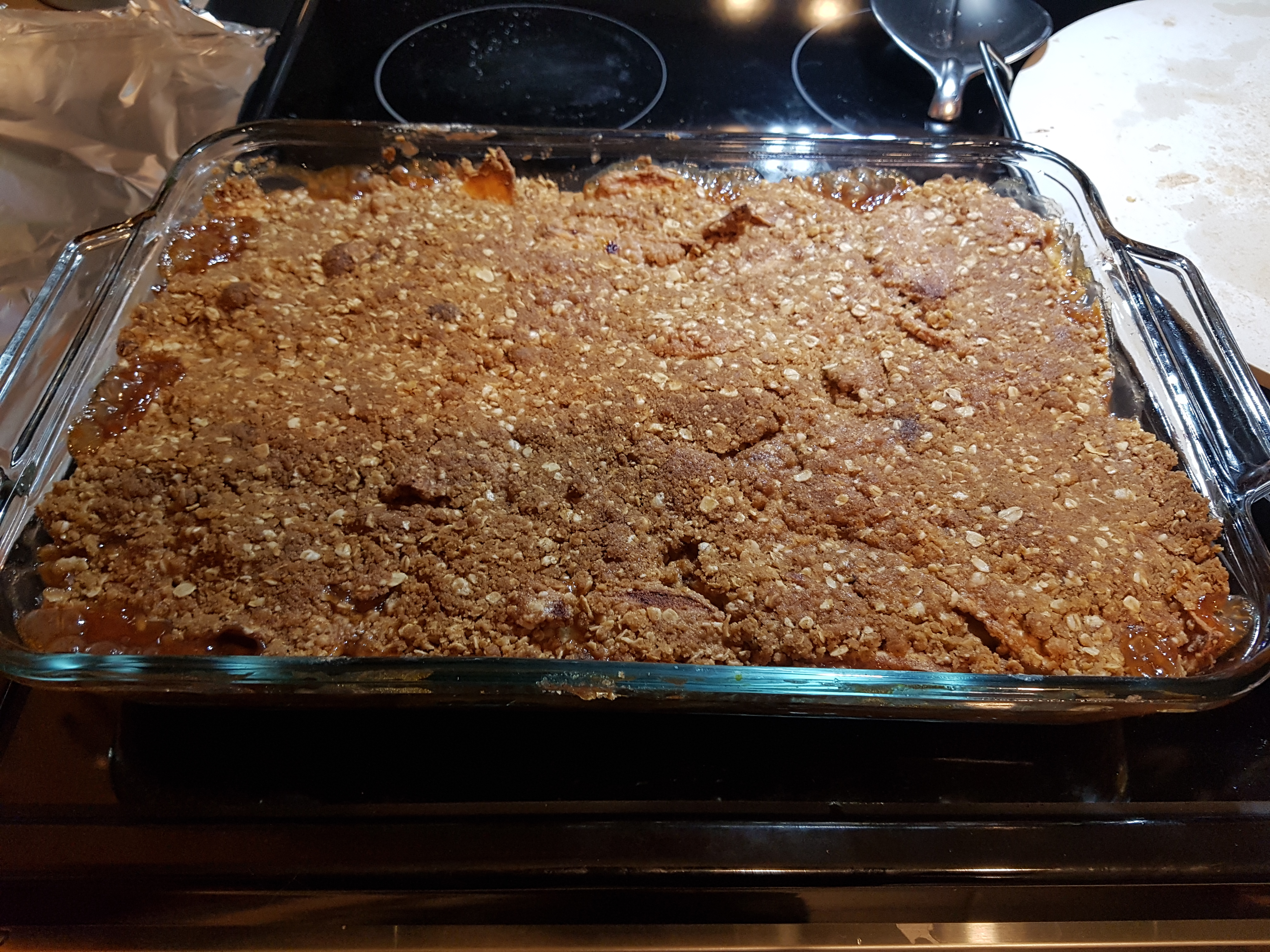 Apple Crisp II Mike L.