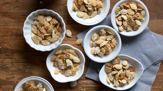 Salt & Vinegar Pumpkin Seeds Allrecipes Trusted Brands
