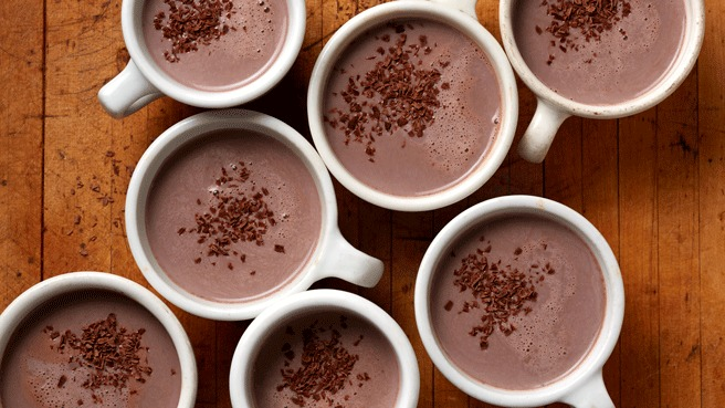 Red-Wine Hot Chocolate Trusted Brands