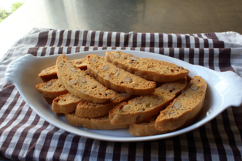 Chef John's Almond Biscotti