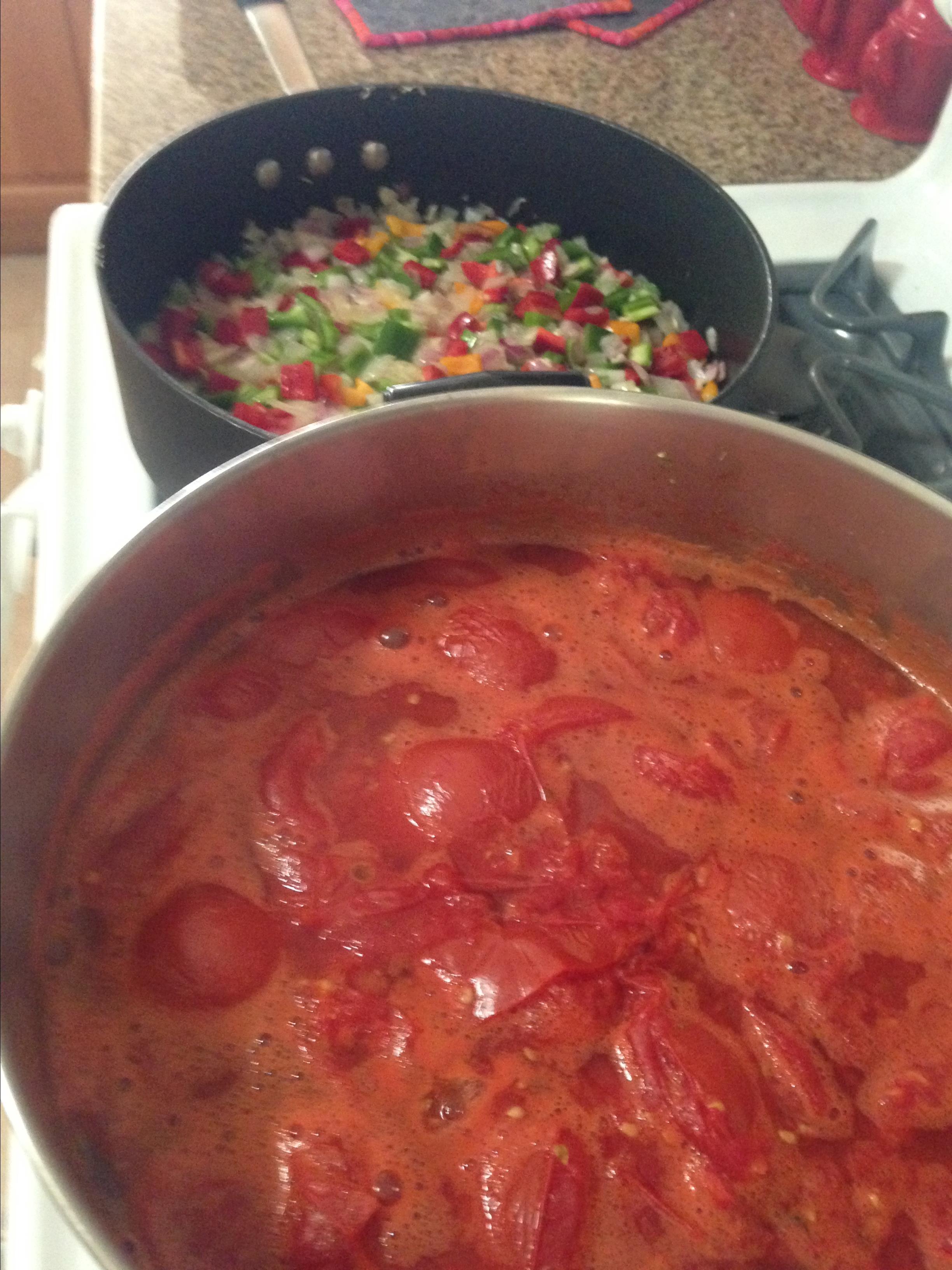 Tomato Harvest Marinara Sauce