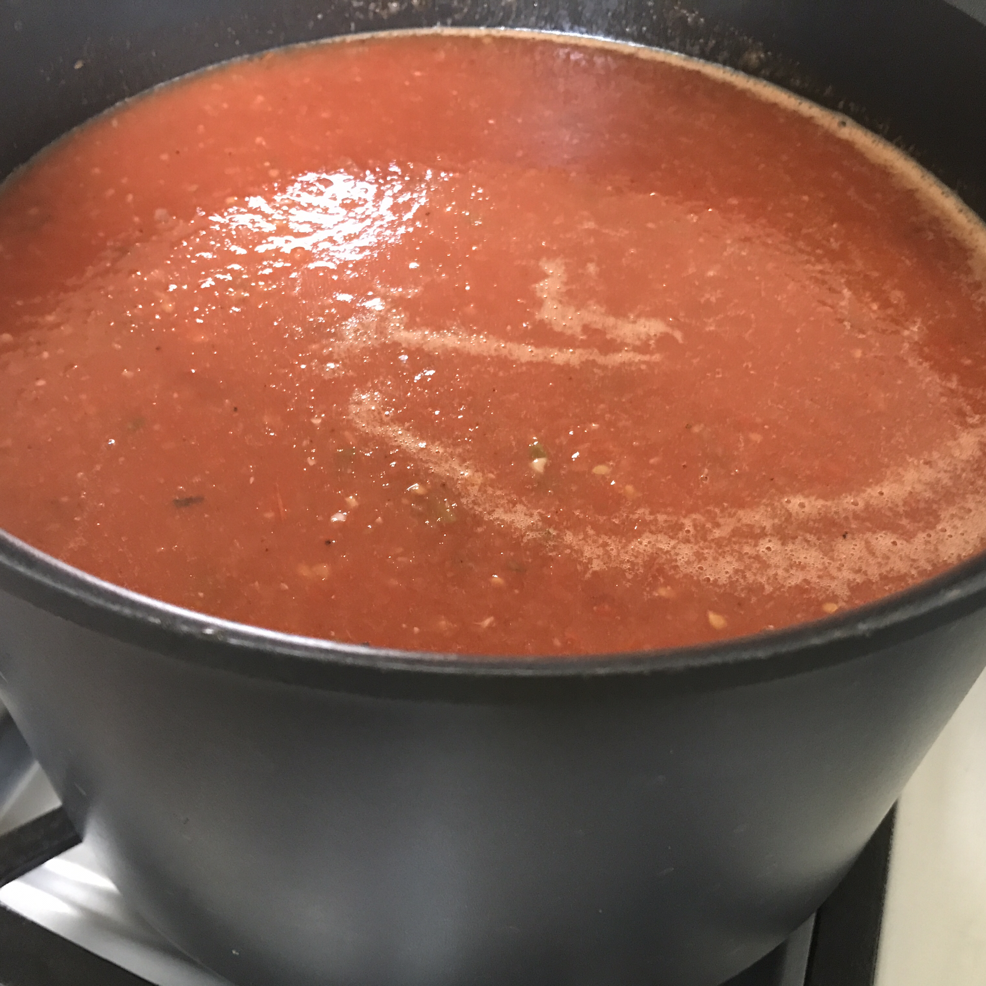 Roasted Tomato Soup Barb Arusiewicz Roderick