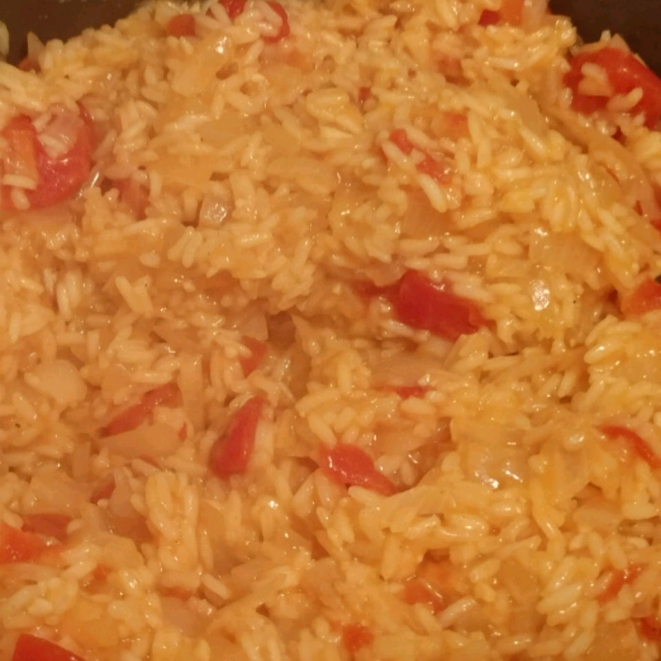Indian Tomato Rice Charlie Branson