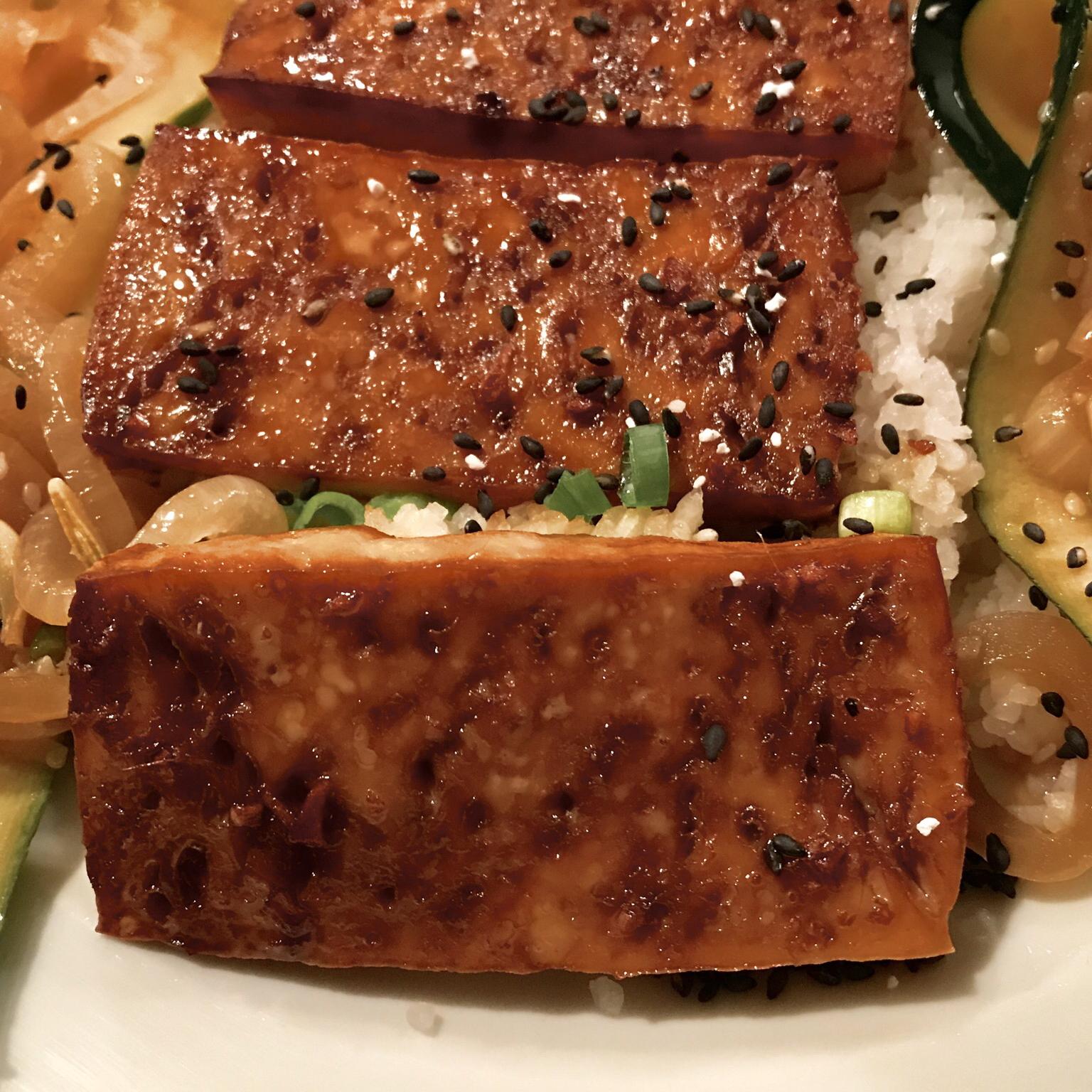 Baked Tofu Shige T
