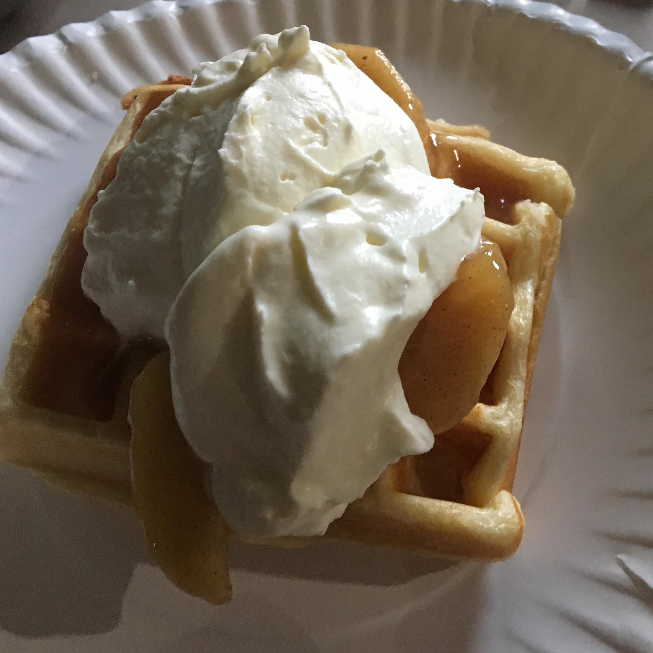 Buttermilk Waffles Krystal Leavey