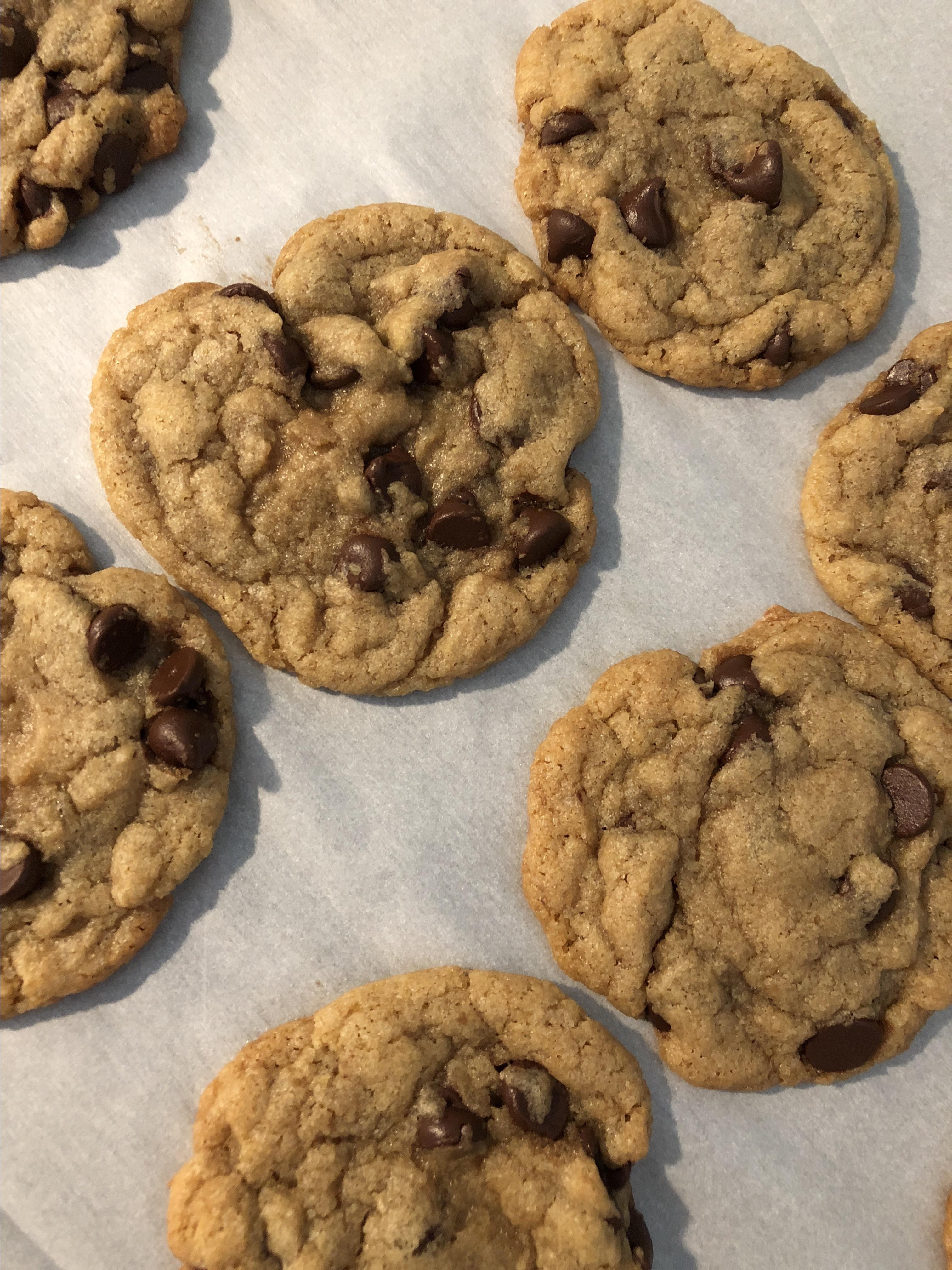 Best Ever Chocolate Chip Cookies II Erin Kawasaki