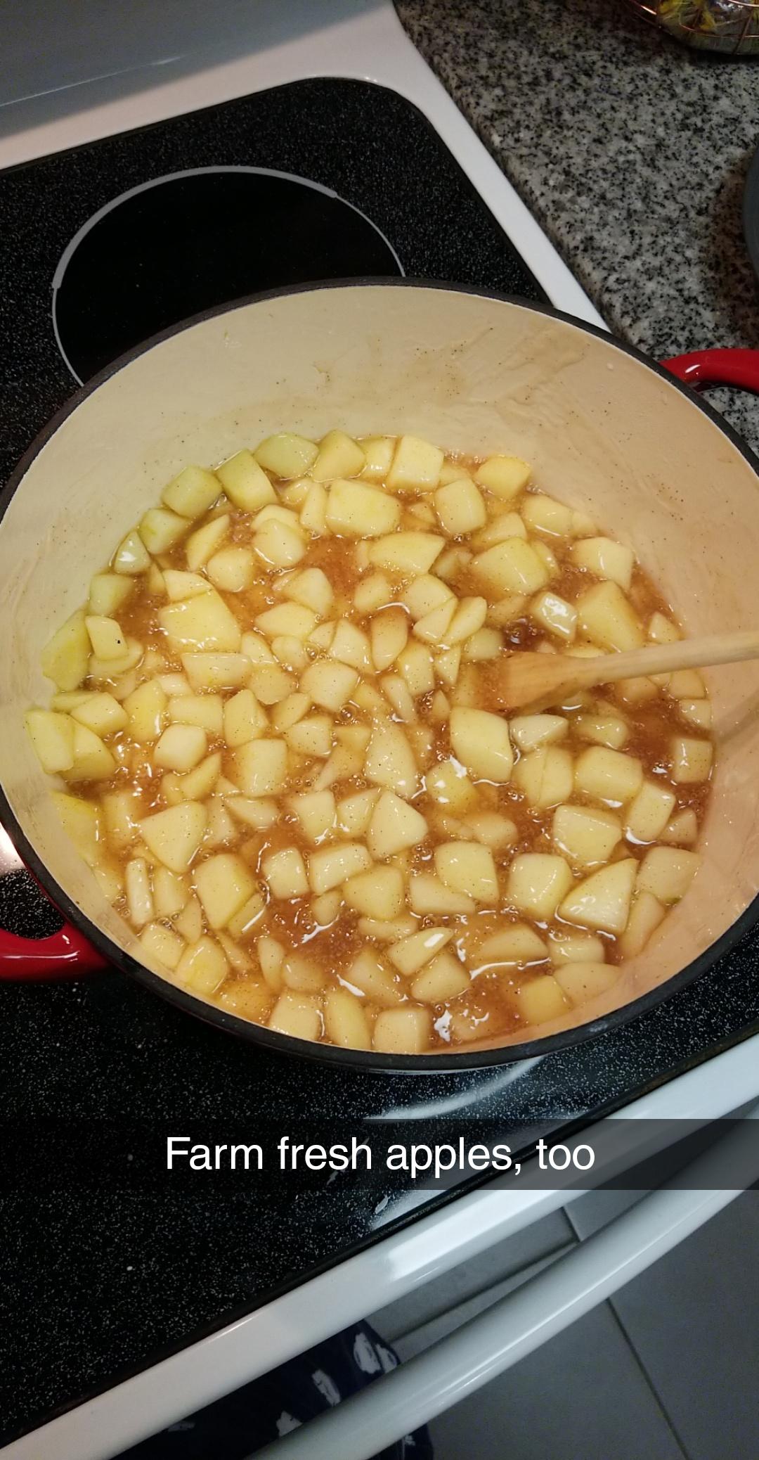 Apple Pie Filling Jessica Martin