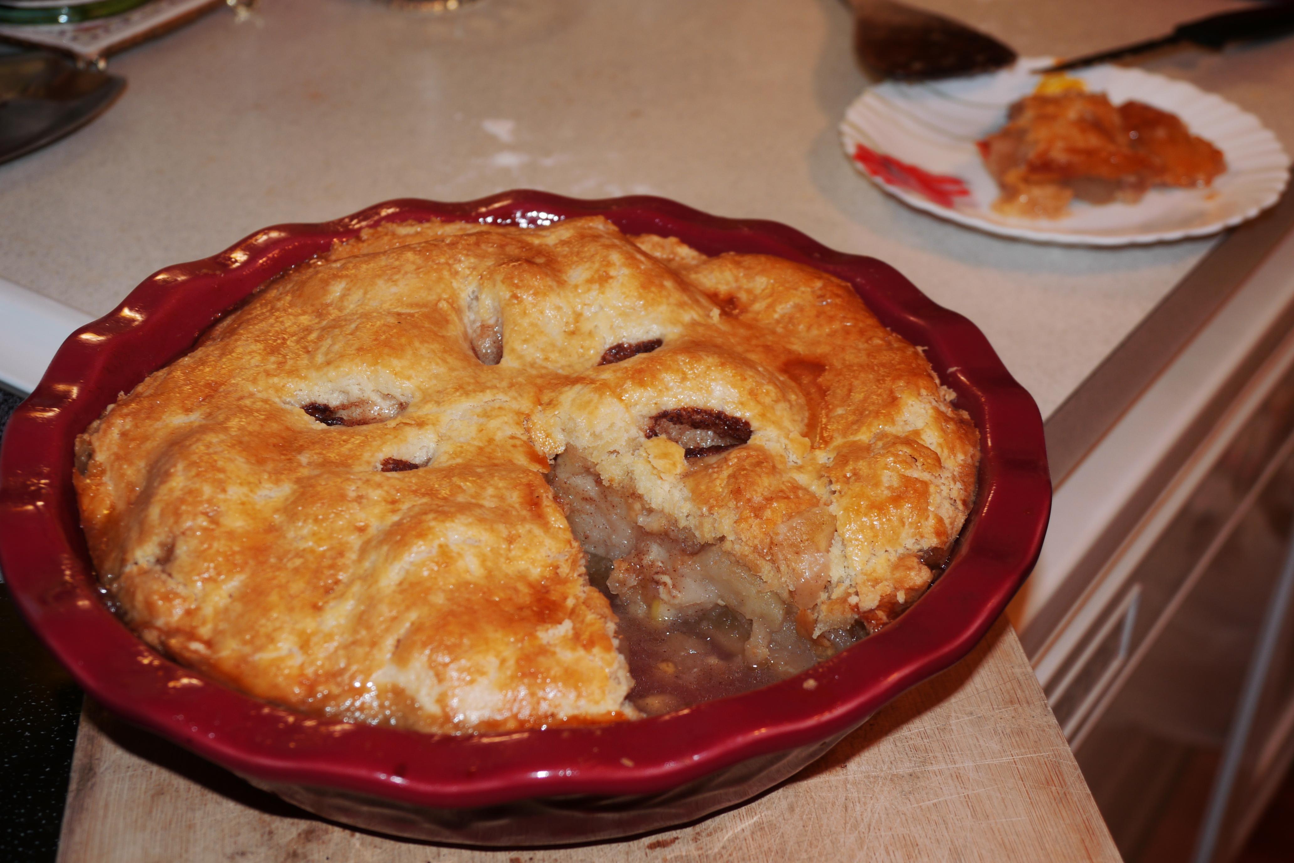 Chef John's Easy Apple Pie Liviu