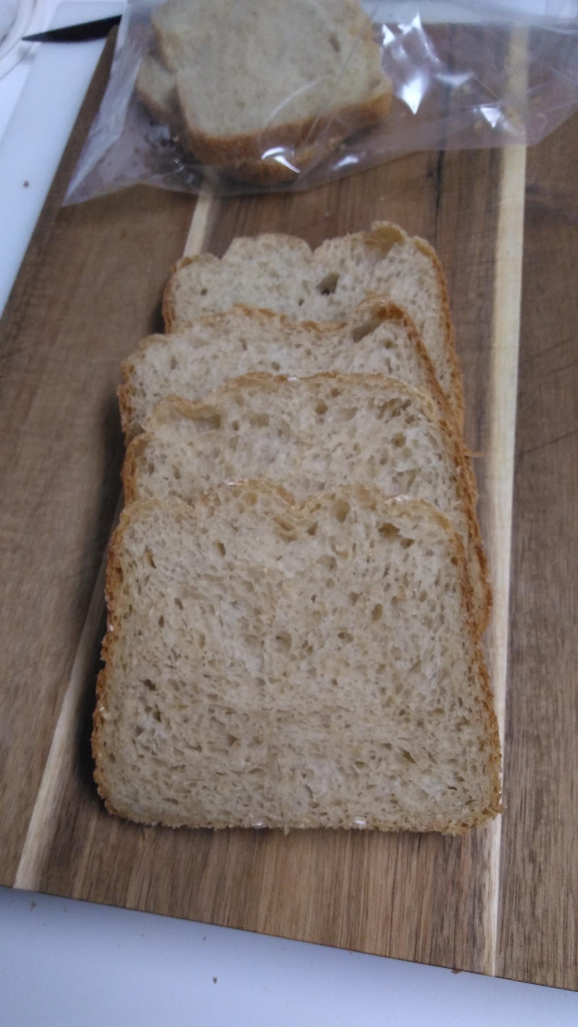 Honey Of An Oatmeal Bread Cass Romeo