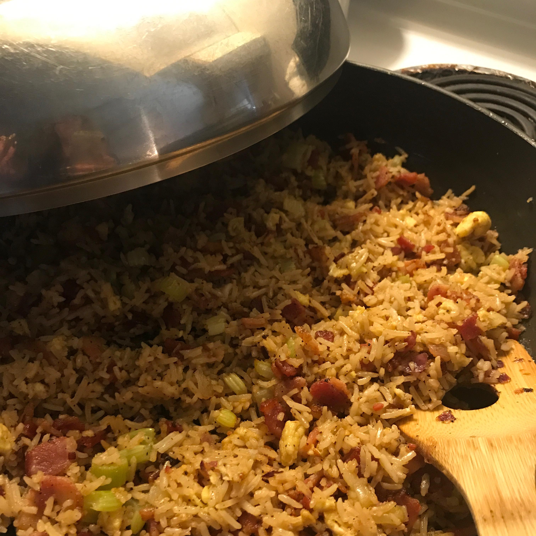 Easy Bacon Fried Rice Sherri Lynn Colyer Valdez