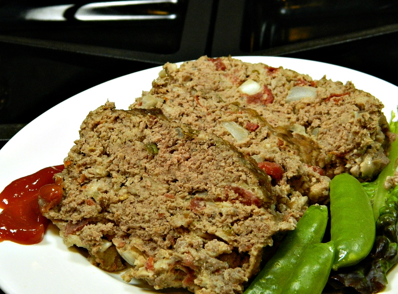 New Mexico Green Chile Meatloaf Marianne