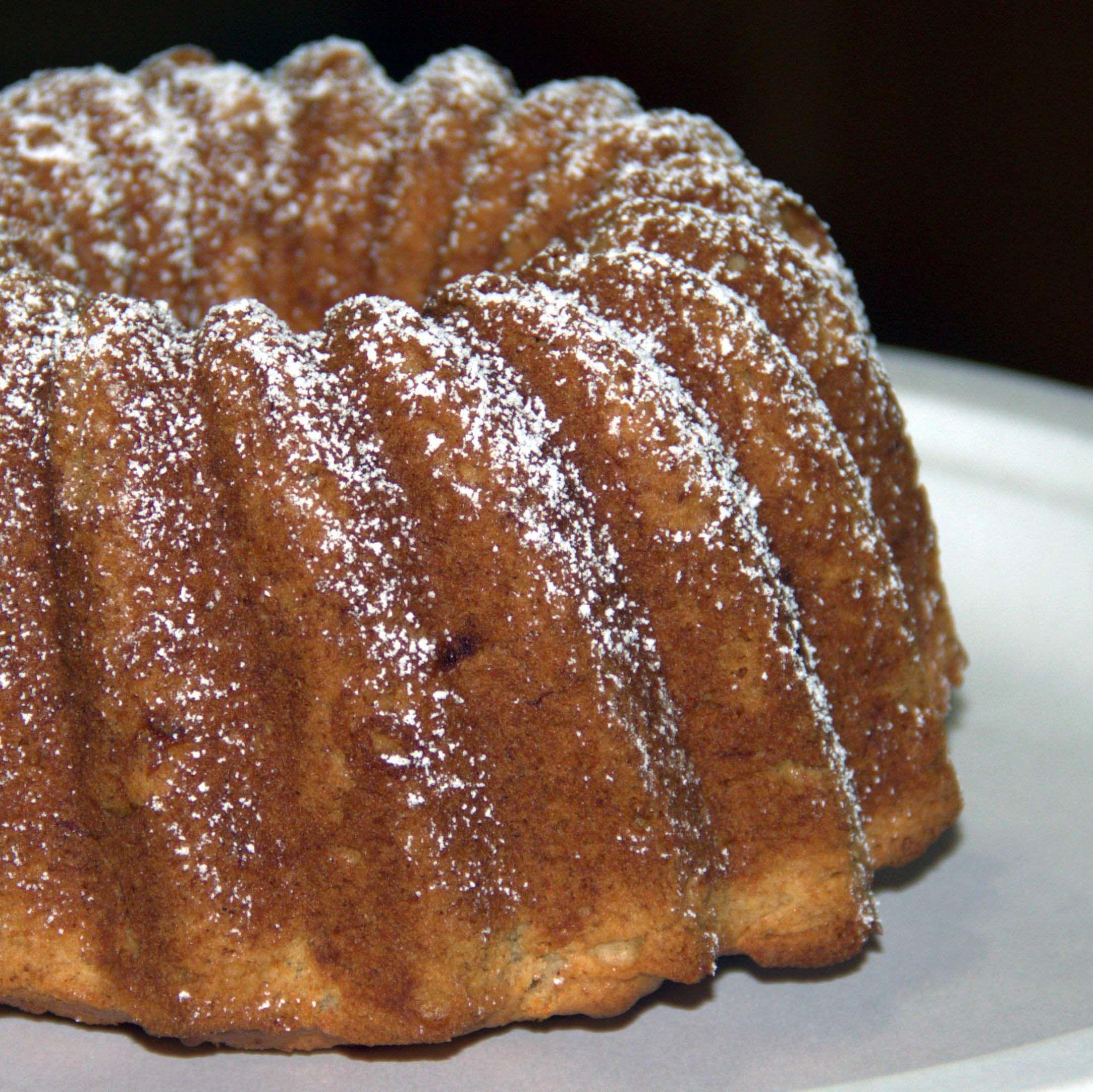 Air-Fried Banana Cake