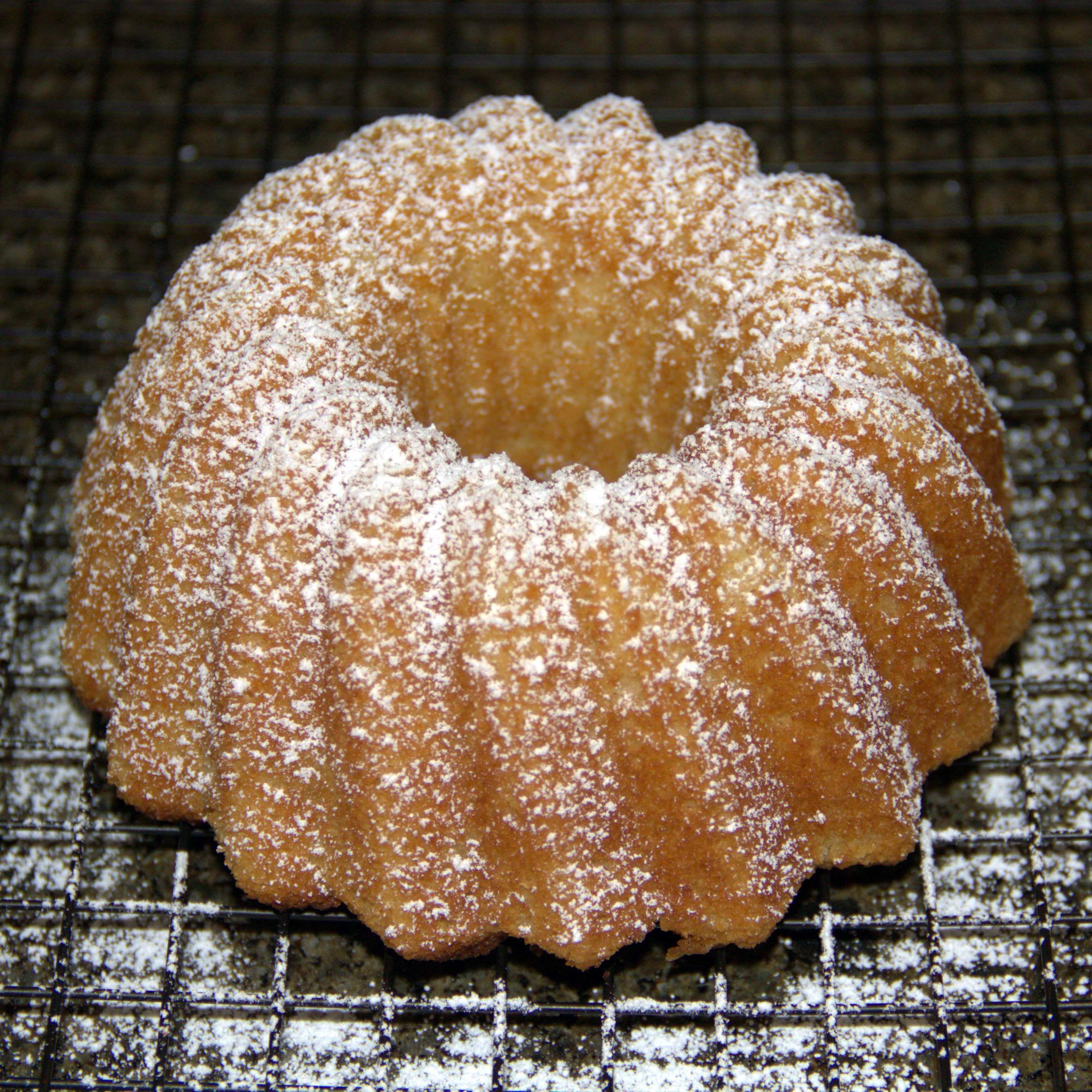 Air-Fried Butter Cake