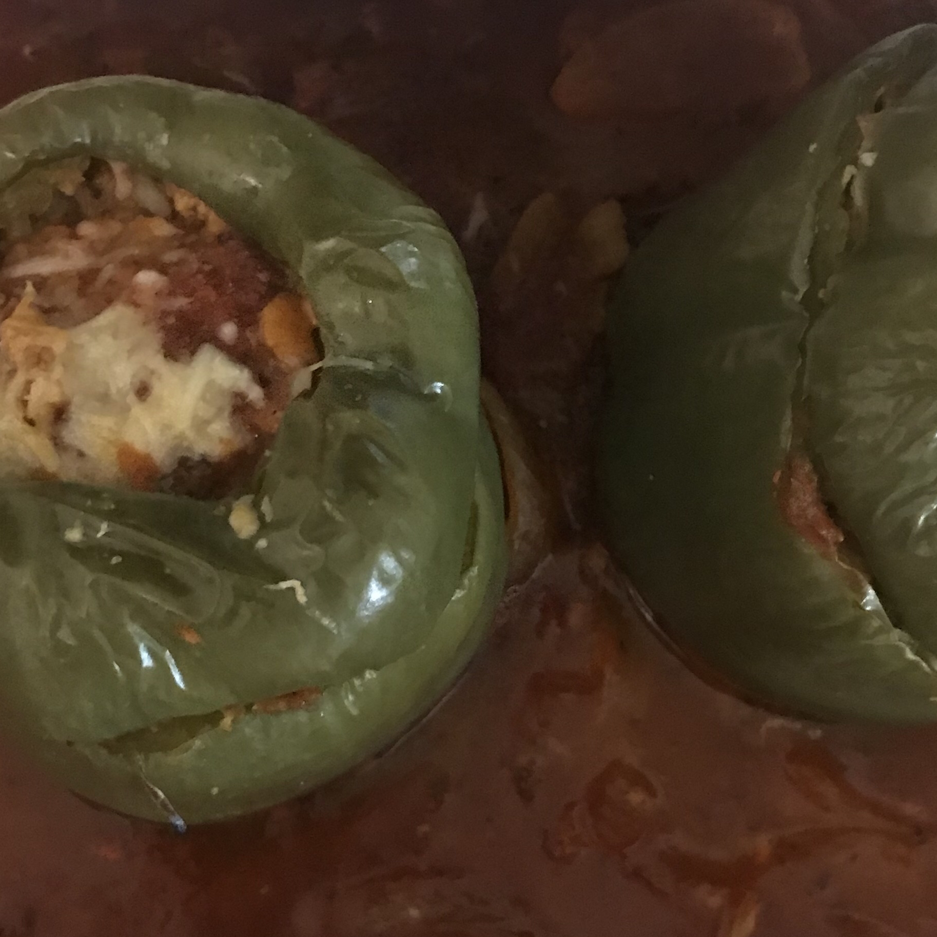 Chef John S Stuffed Peppers Allrecipes