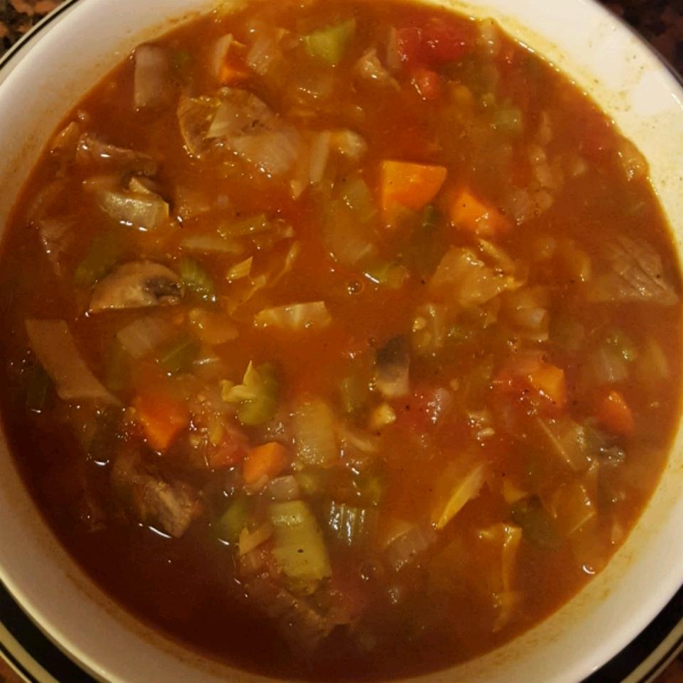 Low-Carb Beef Cabbage Stew RGRLFRI