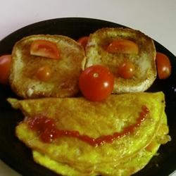 Scrambled Eggs and Tomatoes Bob Samchuck