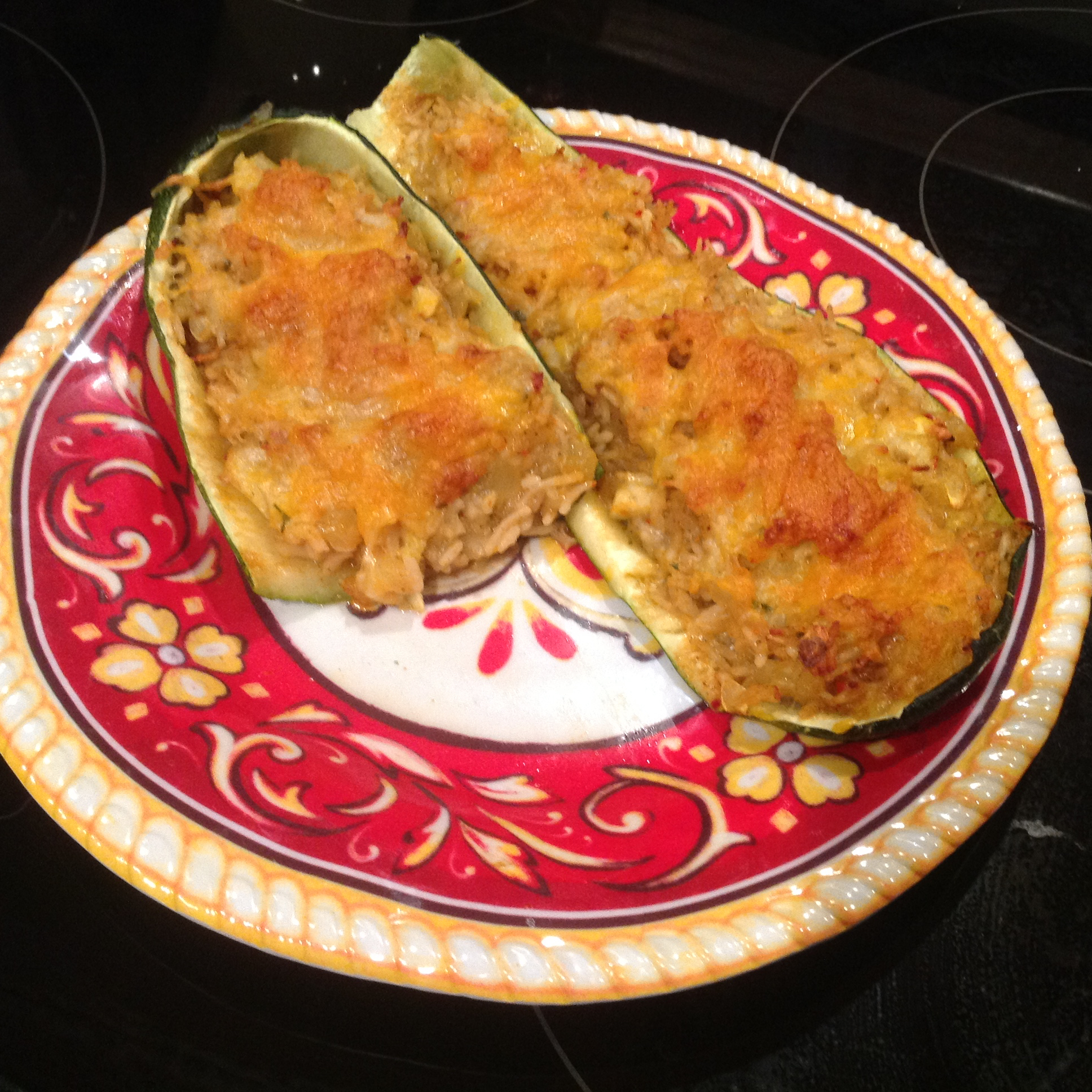 Stuffed Zucchini from Knorr® sandys kitchen