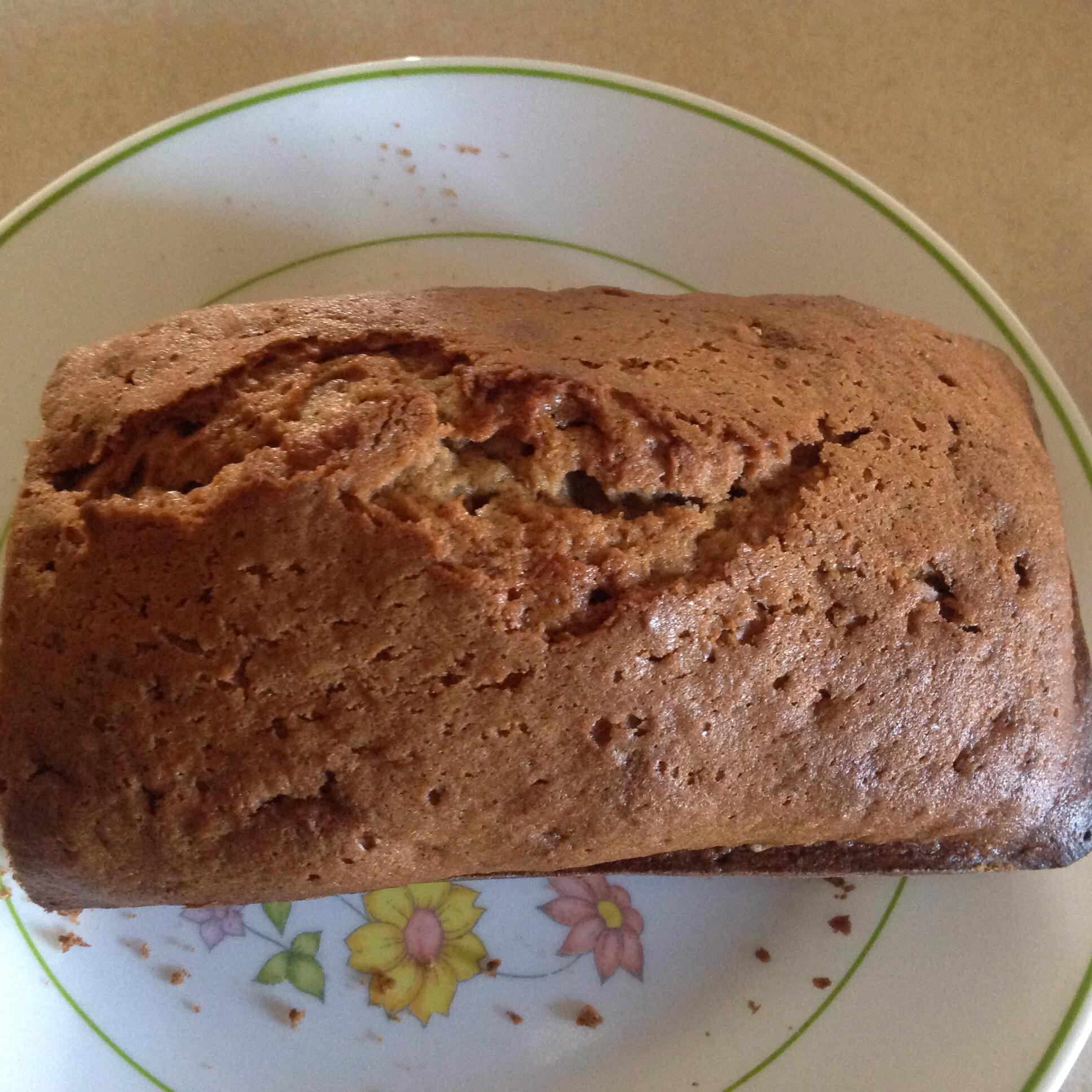 Mom's Spiced Zucchini Bread