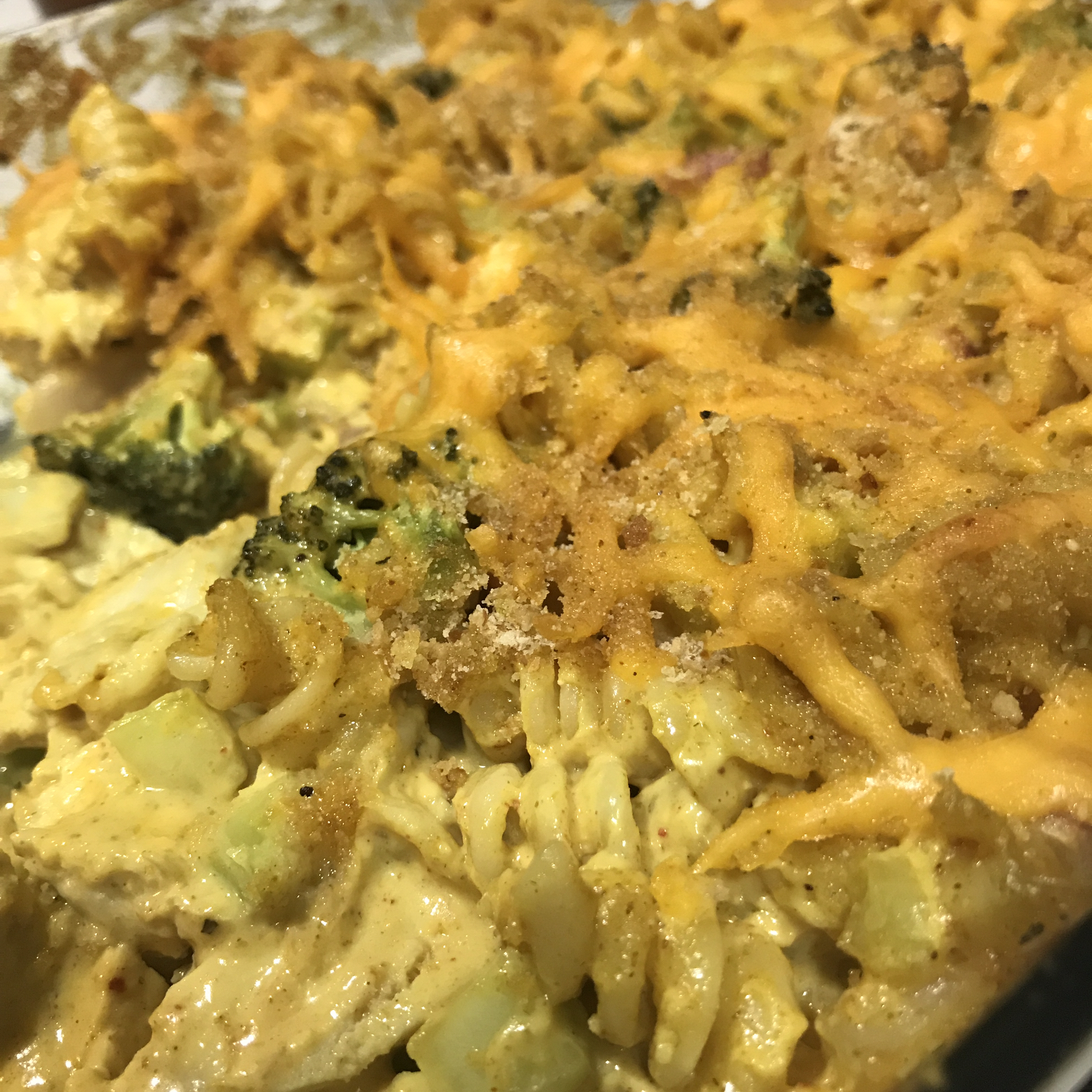 Broccoli Chicken Casserole II maddi