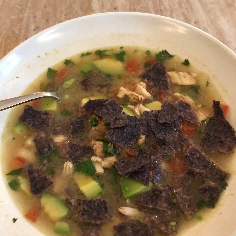 Chicken Veggie Soup II KristyP