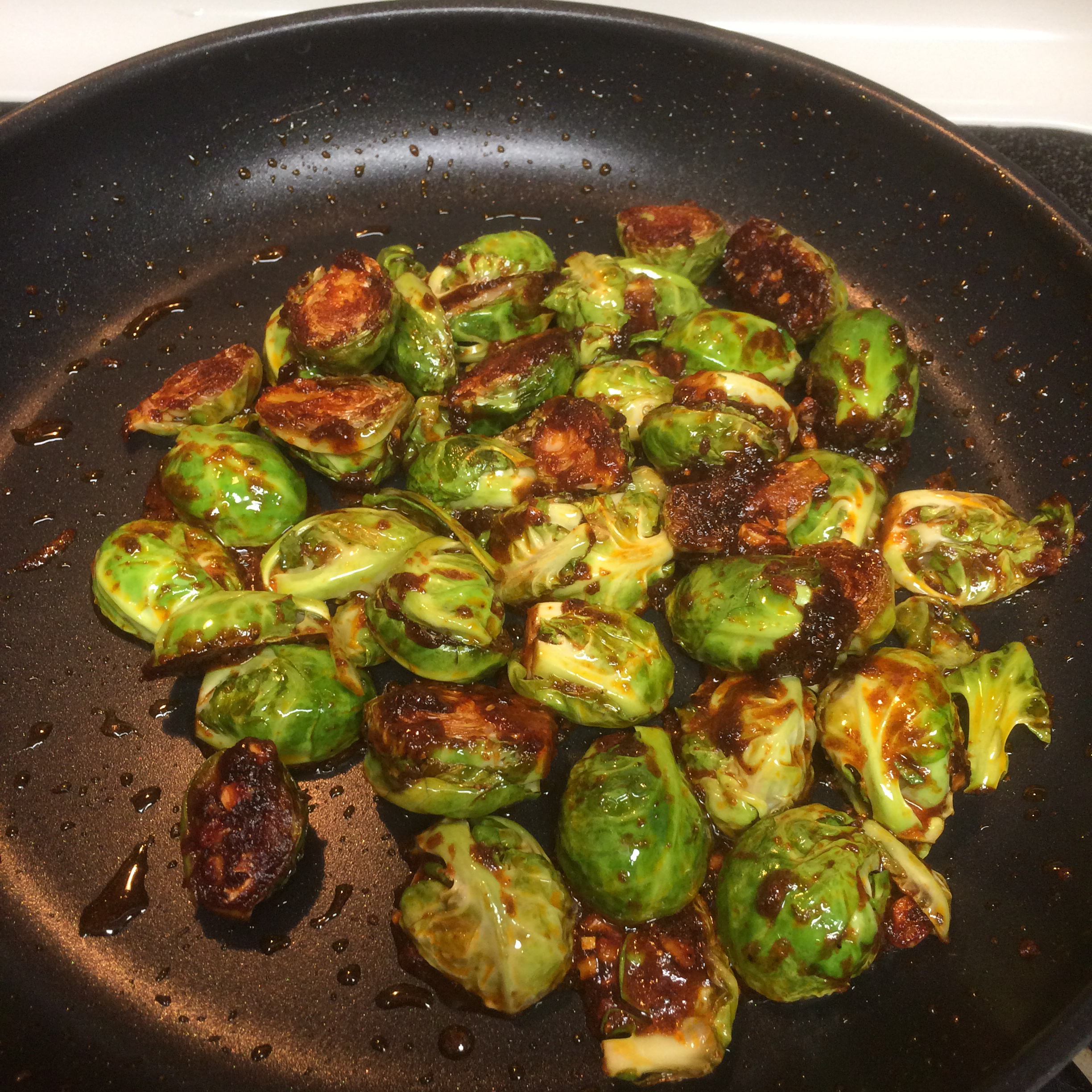 Amazing Brussels Sprouts Chrissie Ruggiero