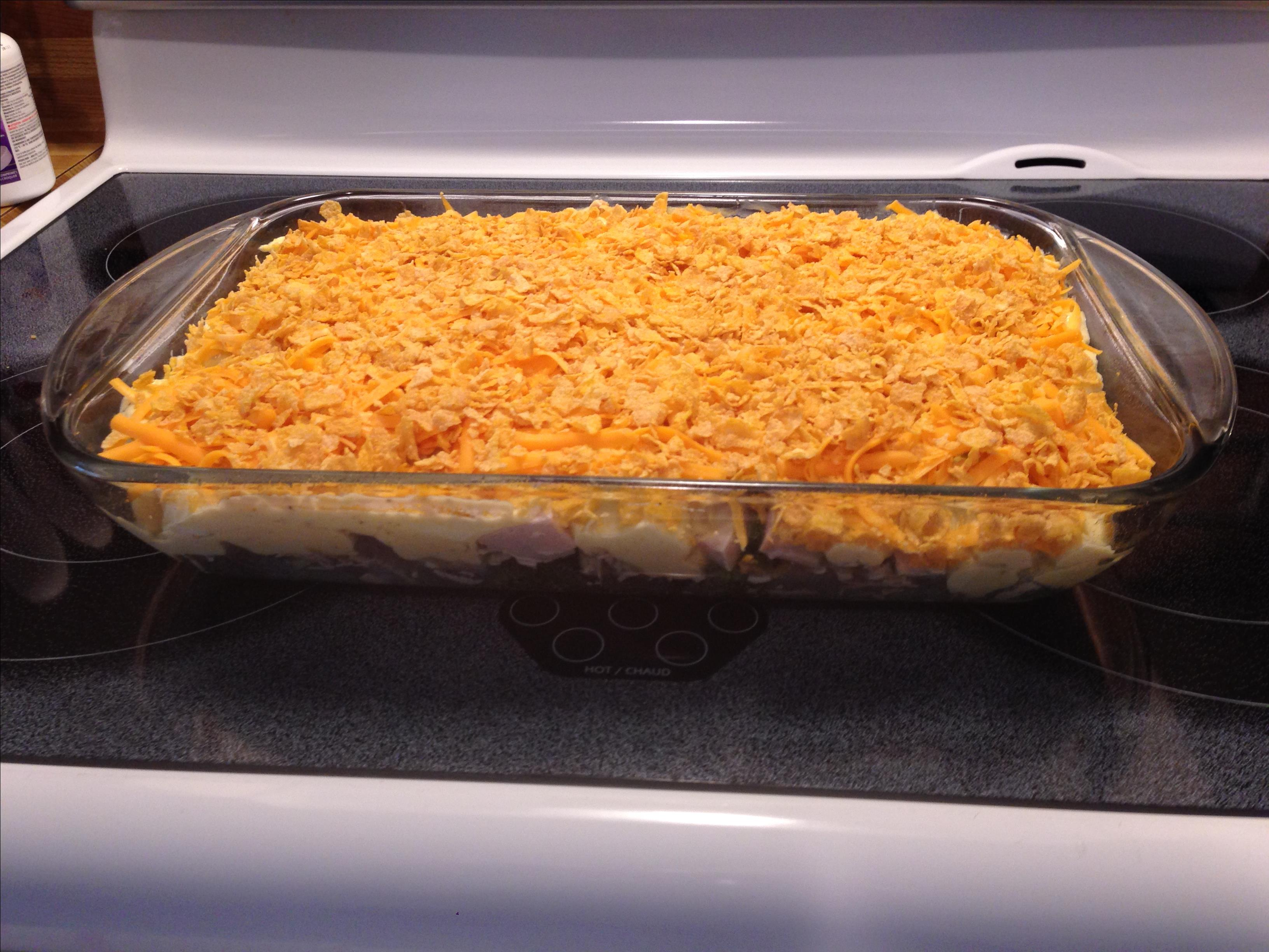 Curried Chicken and Broccoli Casserole MauraLacelle