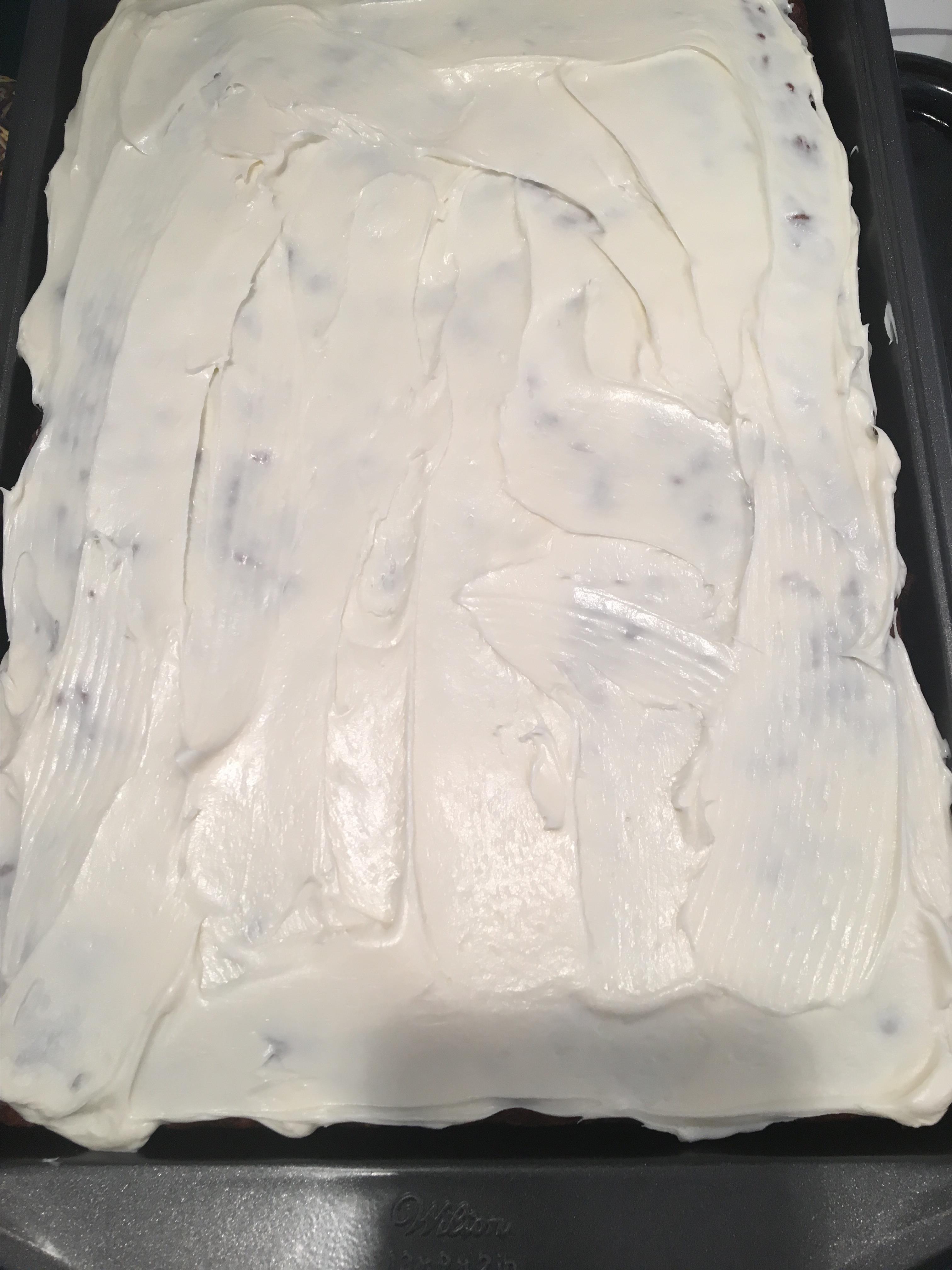 Moist Carrot Cake Marilyn Espinoza