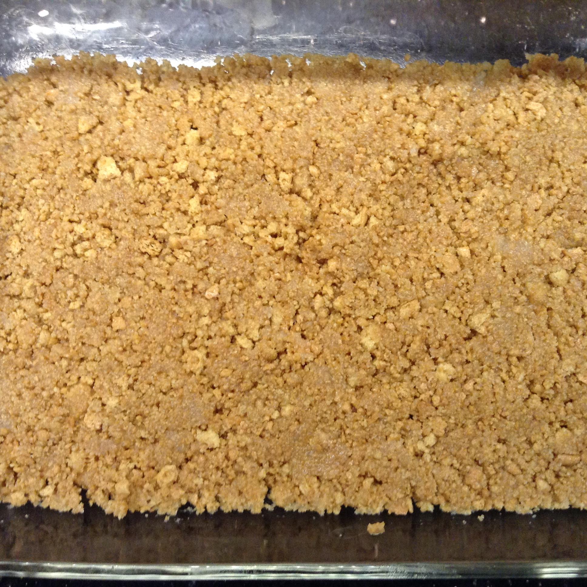 Graham Cracker Crust Kaitlyn