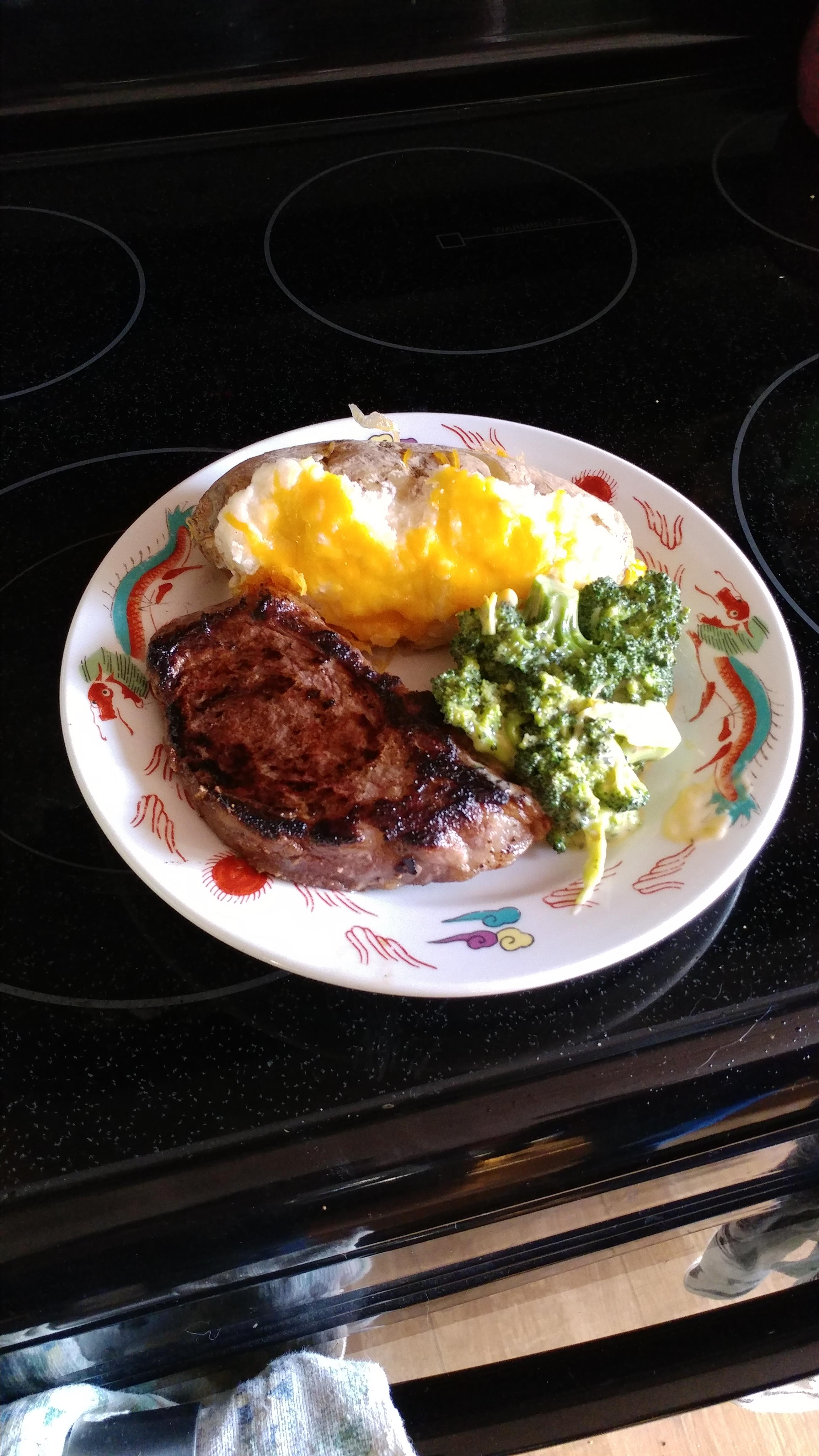 Caribbean Beef Loin Steaks Tom Goff