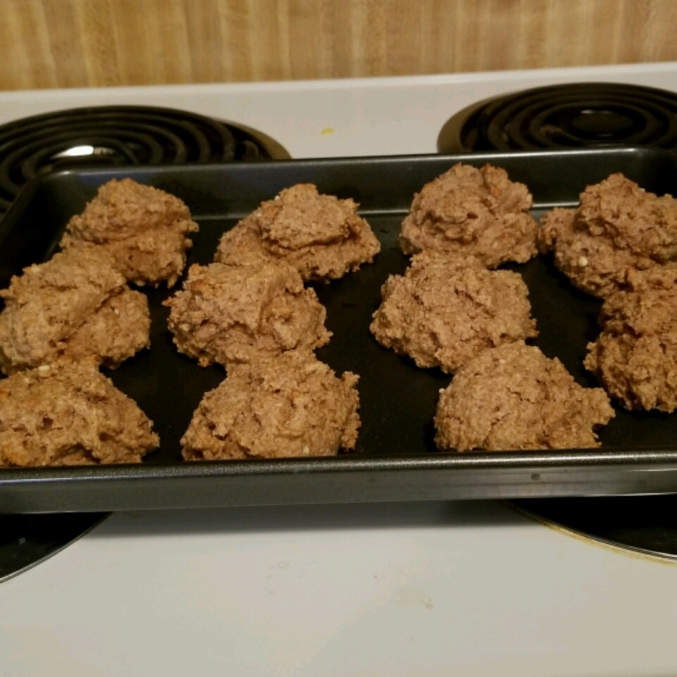 Whole Wheat Applesauce Biscuits Suzanne