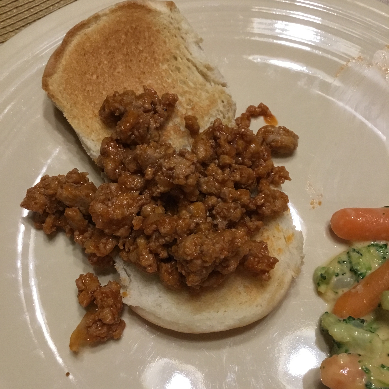 Chef John's Turkey Sloppy Joes Stacey_cramer
