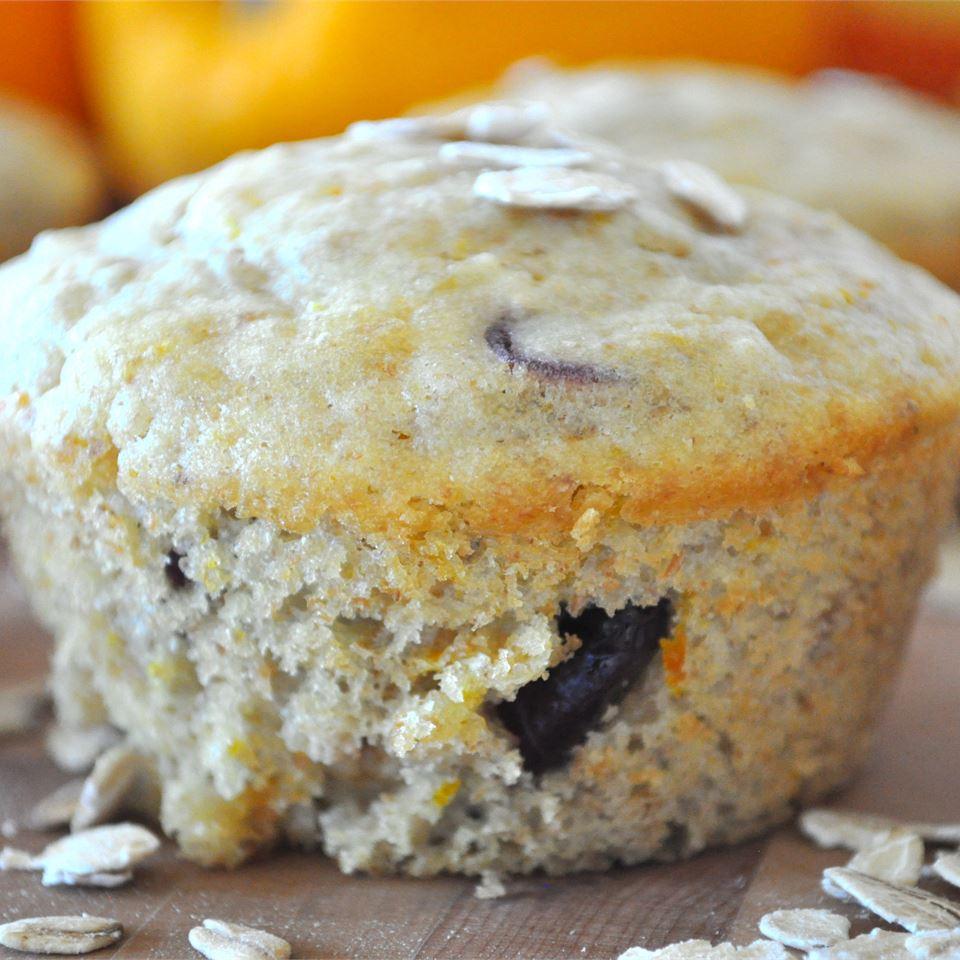 Tasty Orange-Oatmeal Muffins Cheenie