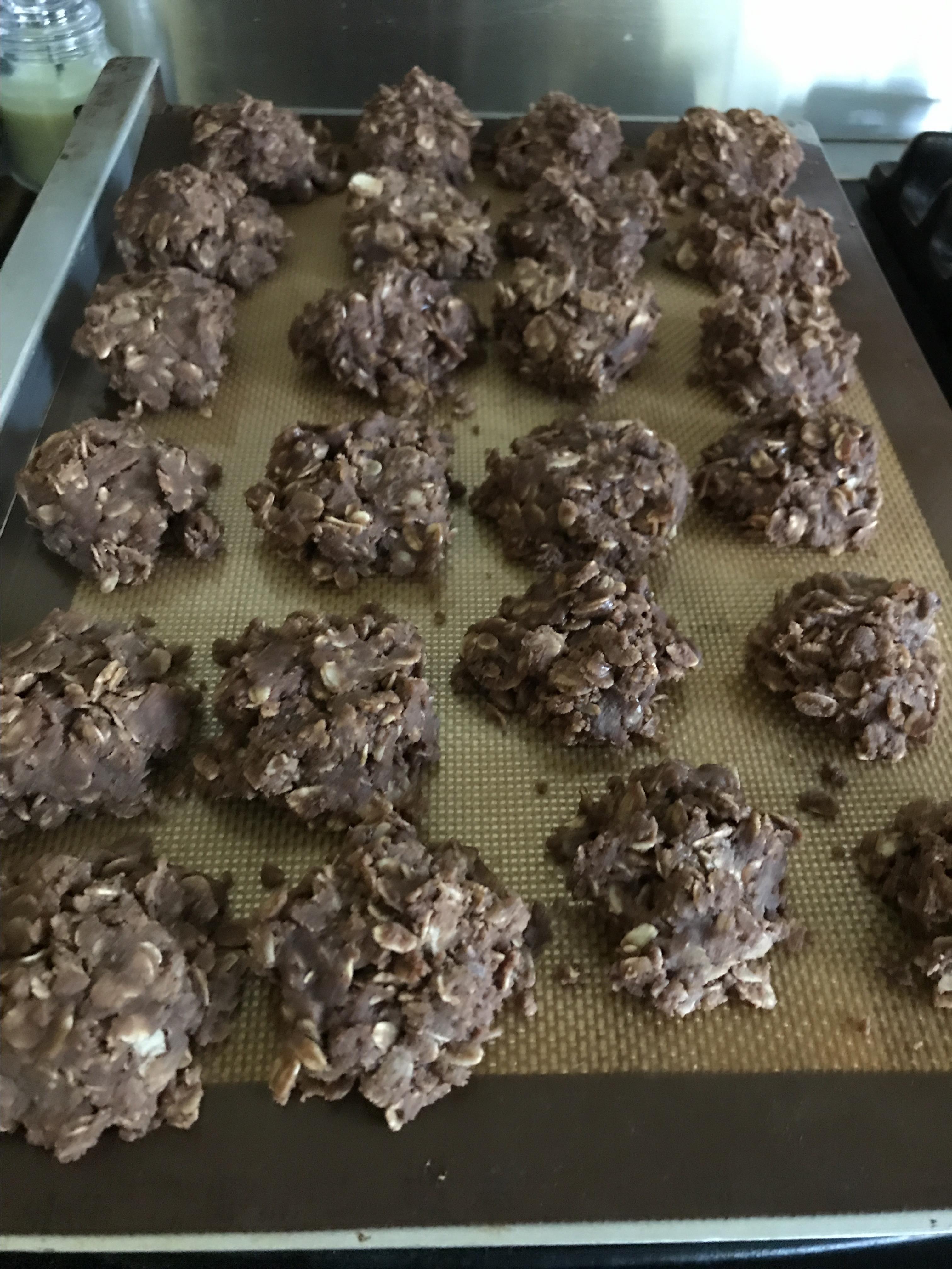 No Bake Cookies III