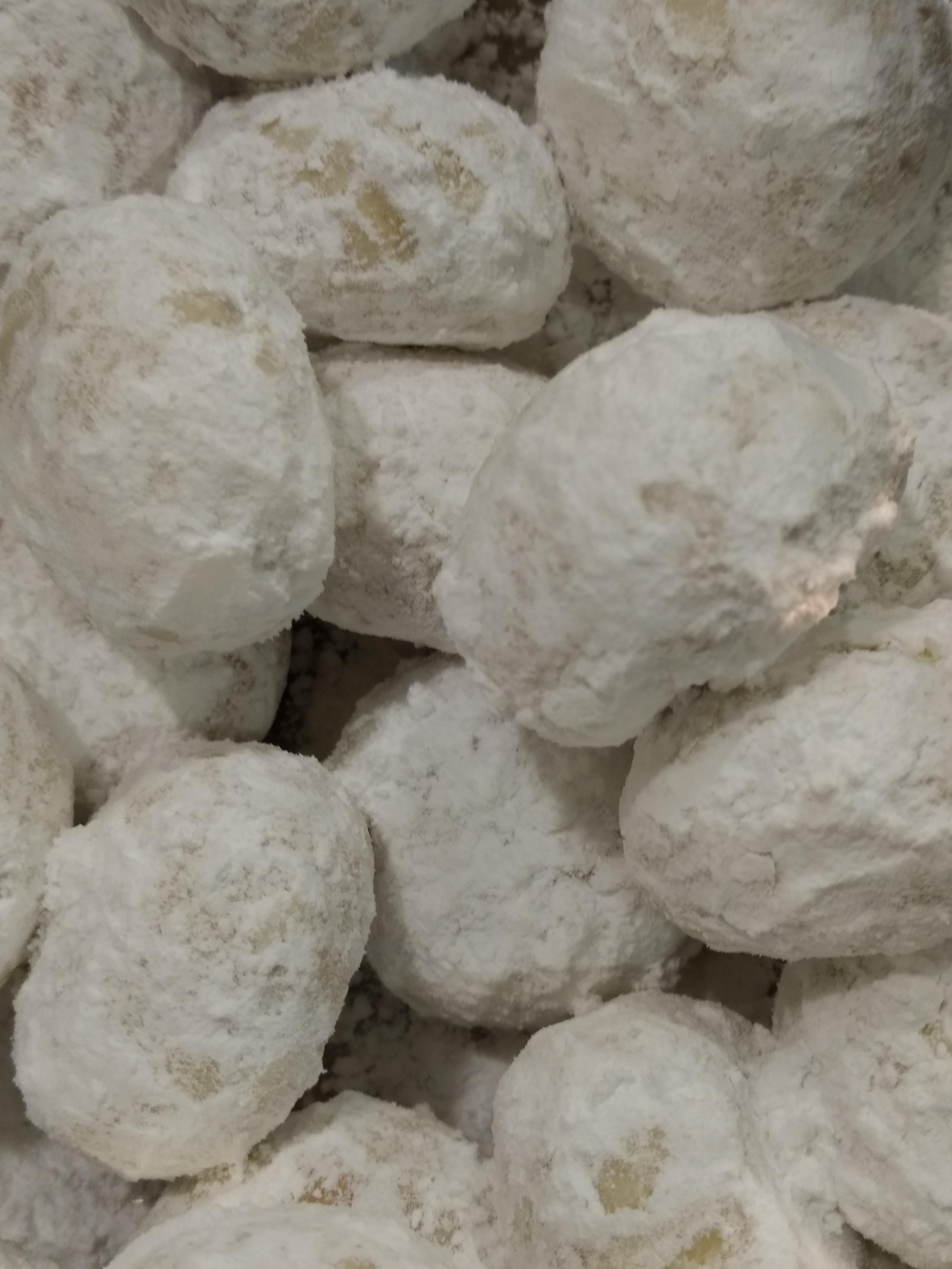 Grandma Minecci's Snowball Cookies
