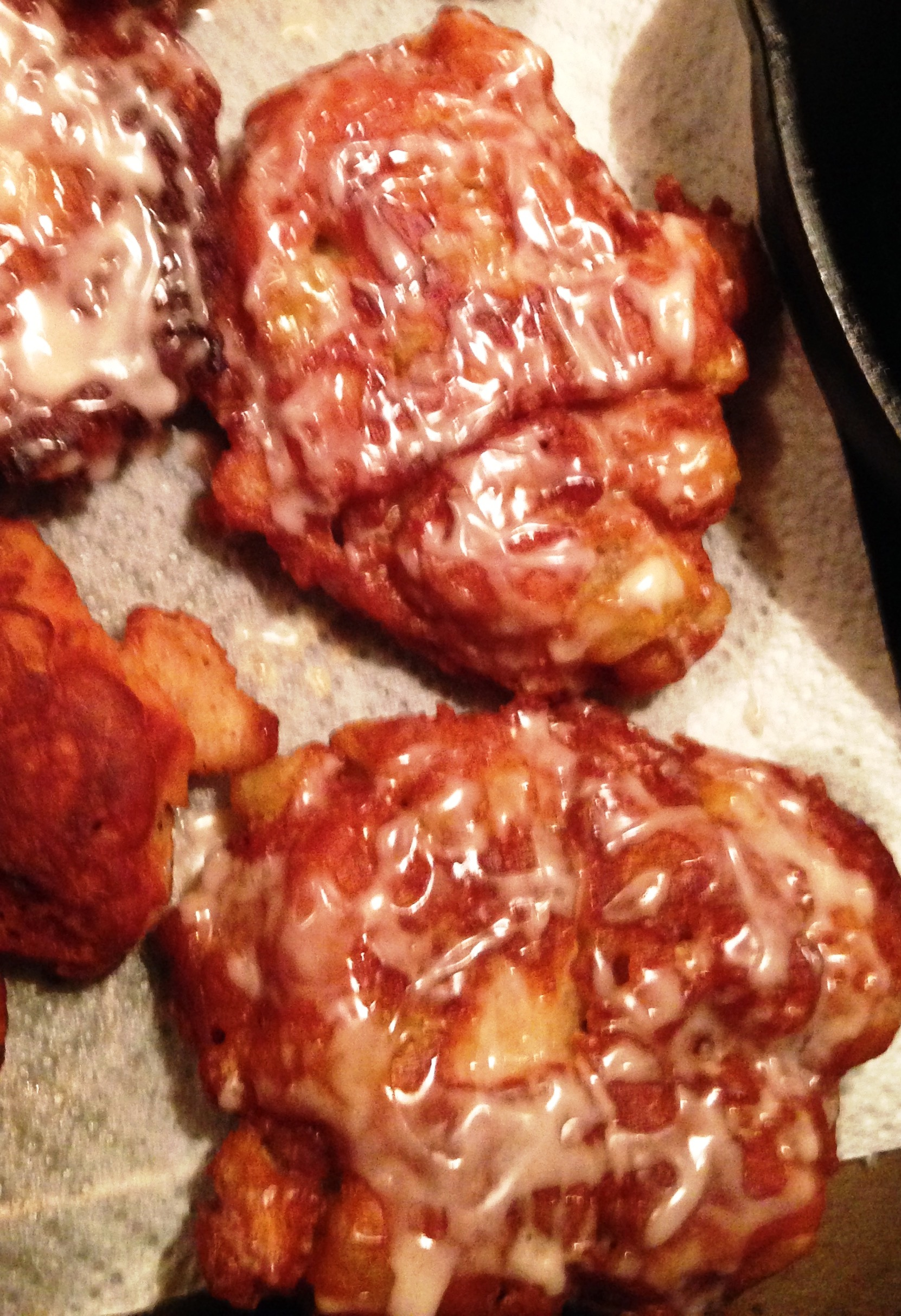 Chef John's Apple Fritters MA McBridges
