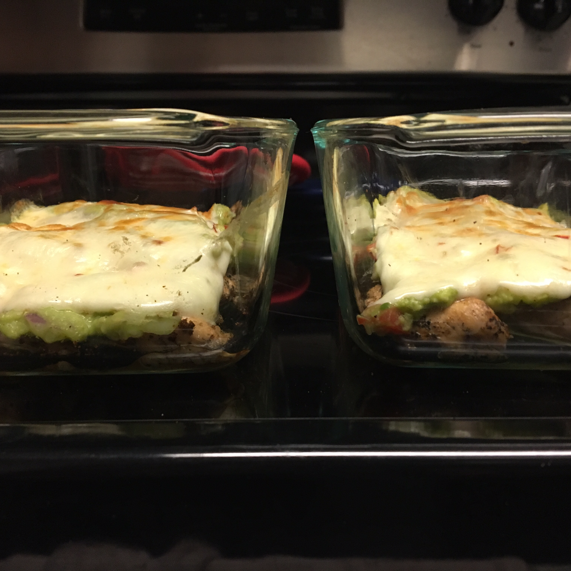 Guacamole Chicken Melt Christine Eriks