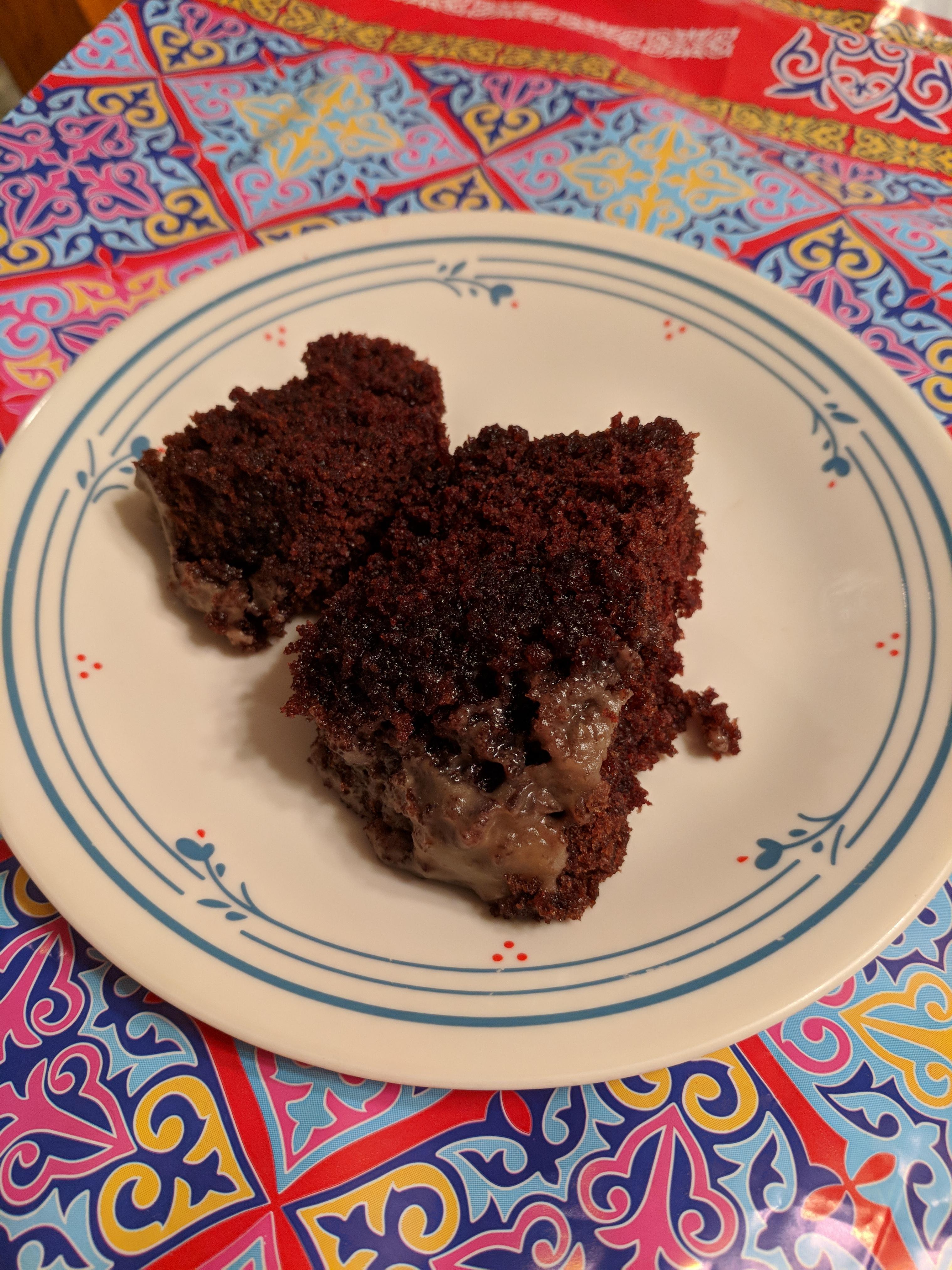 Rich Chocolate Cake I Emily