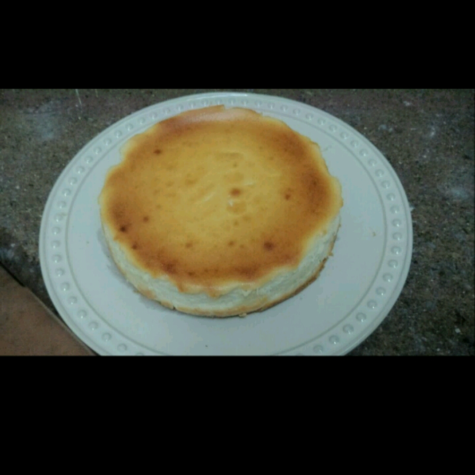 Oma's Cottage Cheesecake nanklesaria