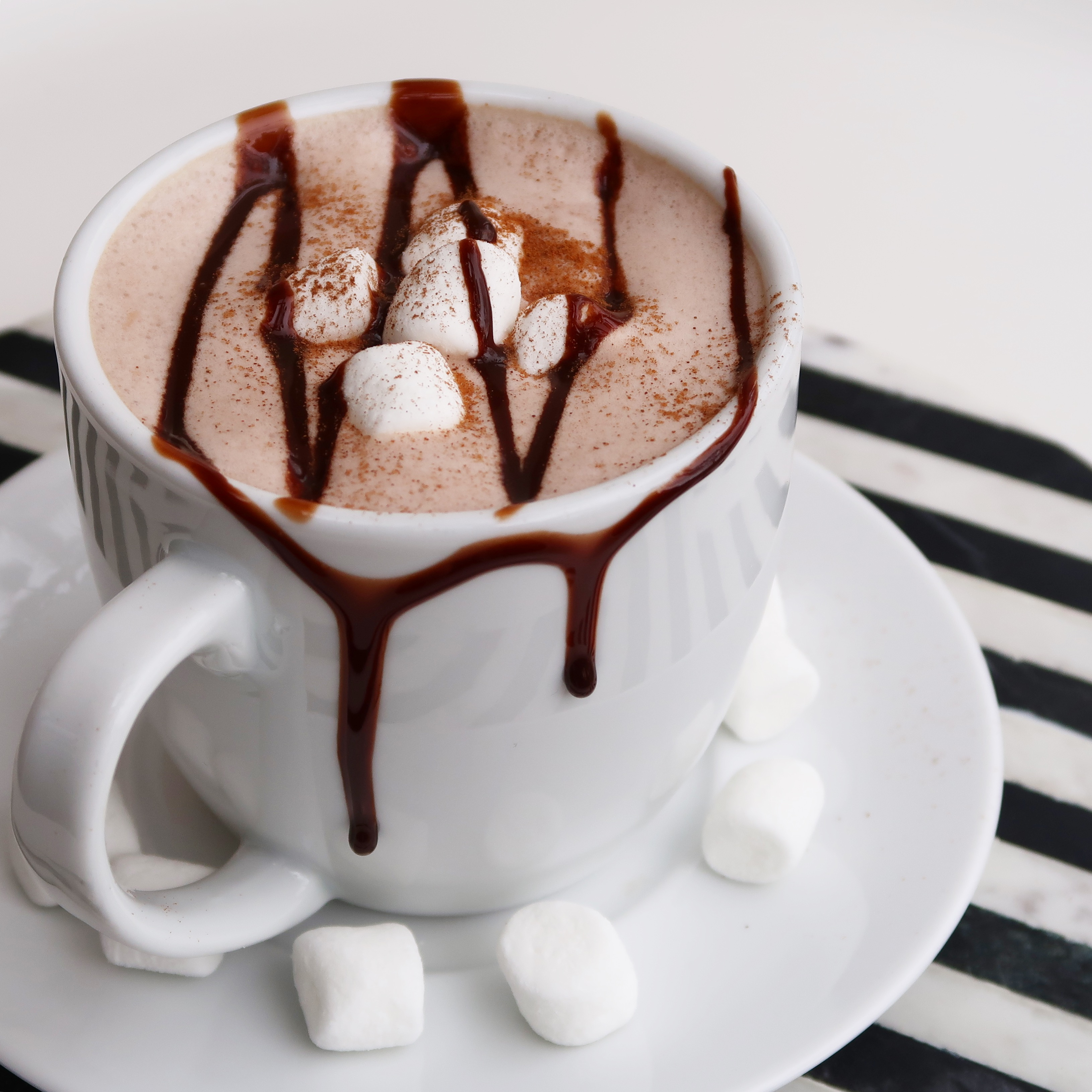 Chocolate Bar Hot Chocolate