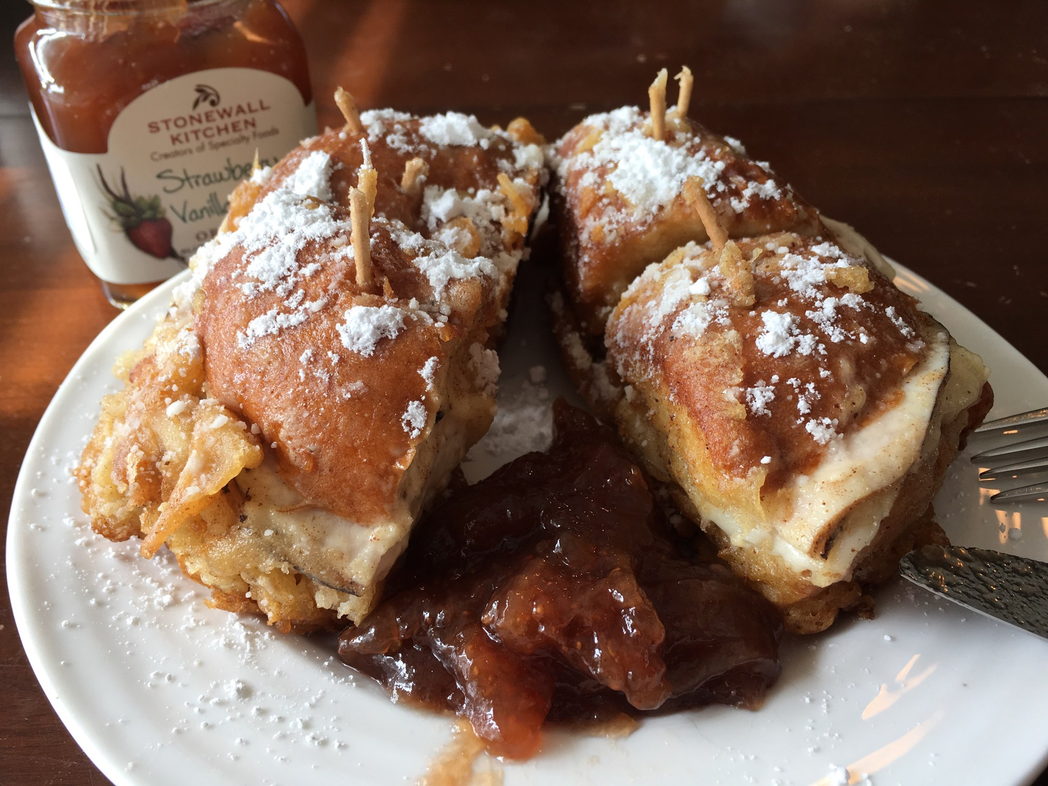 Monte Cristo Sandwich - the Real One William Snow