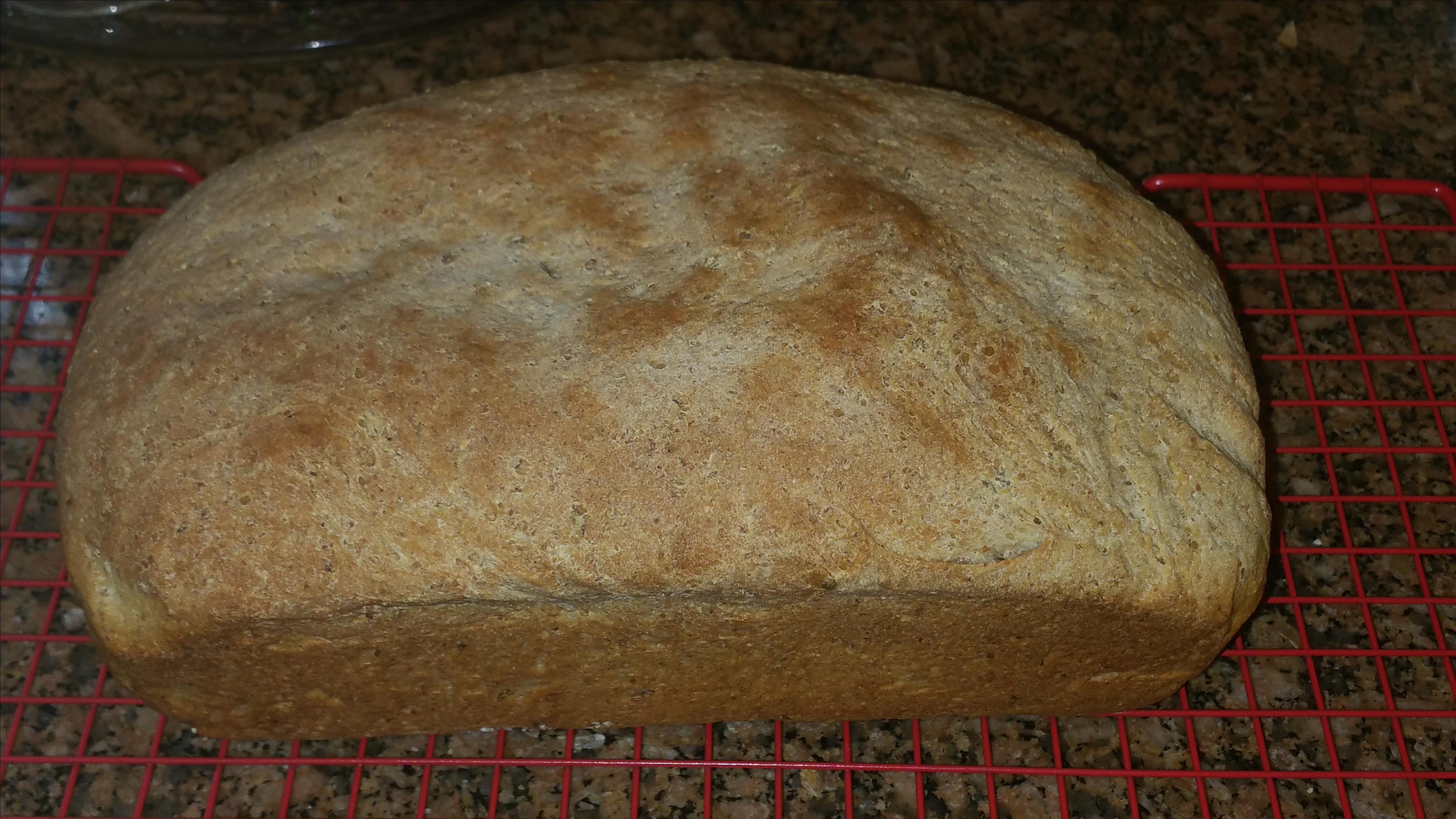 Real NY Jewish Rye Bread Susan Gorman