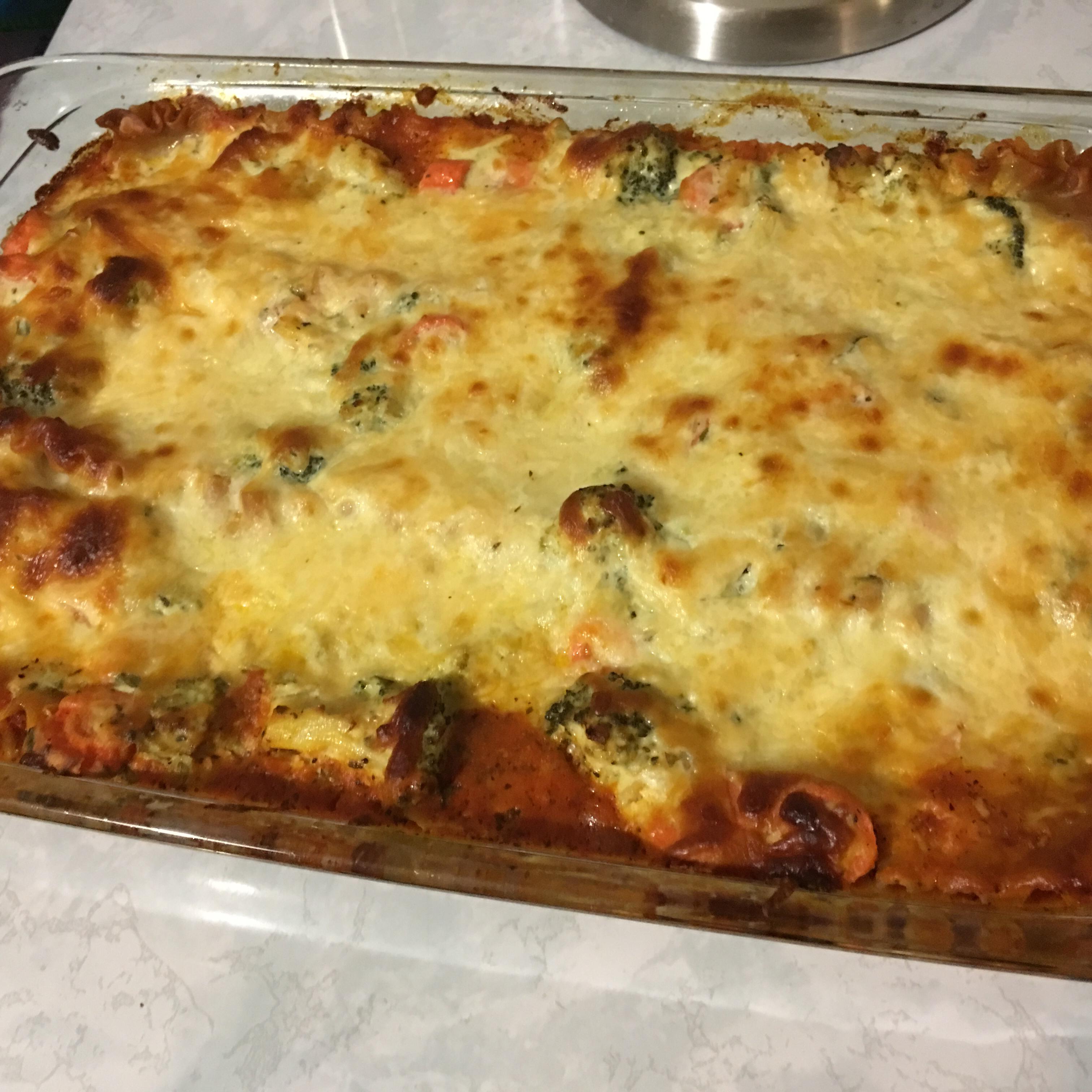Convenient Vegetarian Lasagna Imochanel